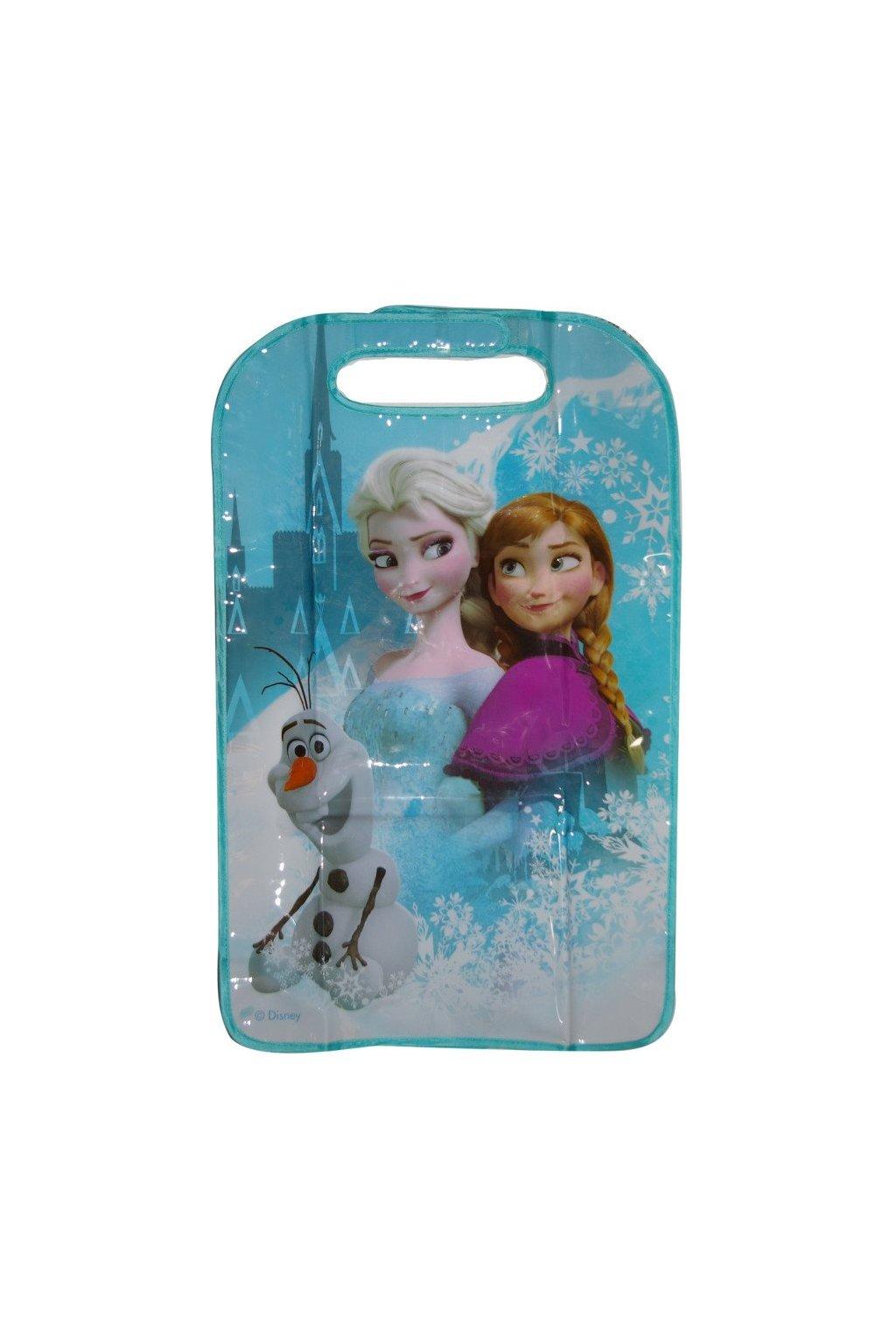 Ochranná fólia na sedadlo Disney Frozen
