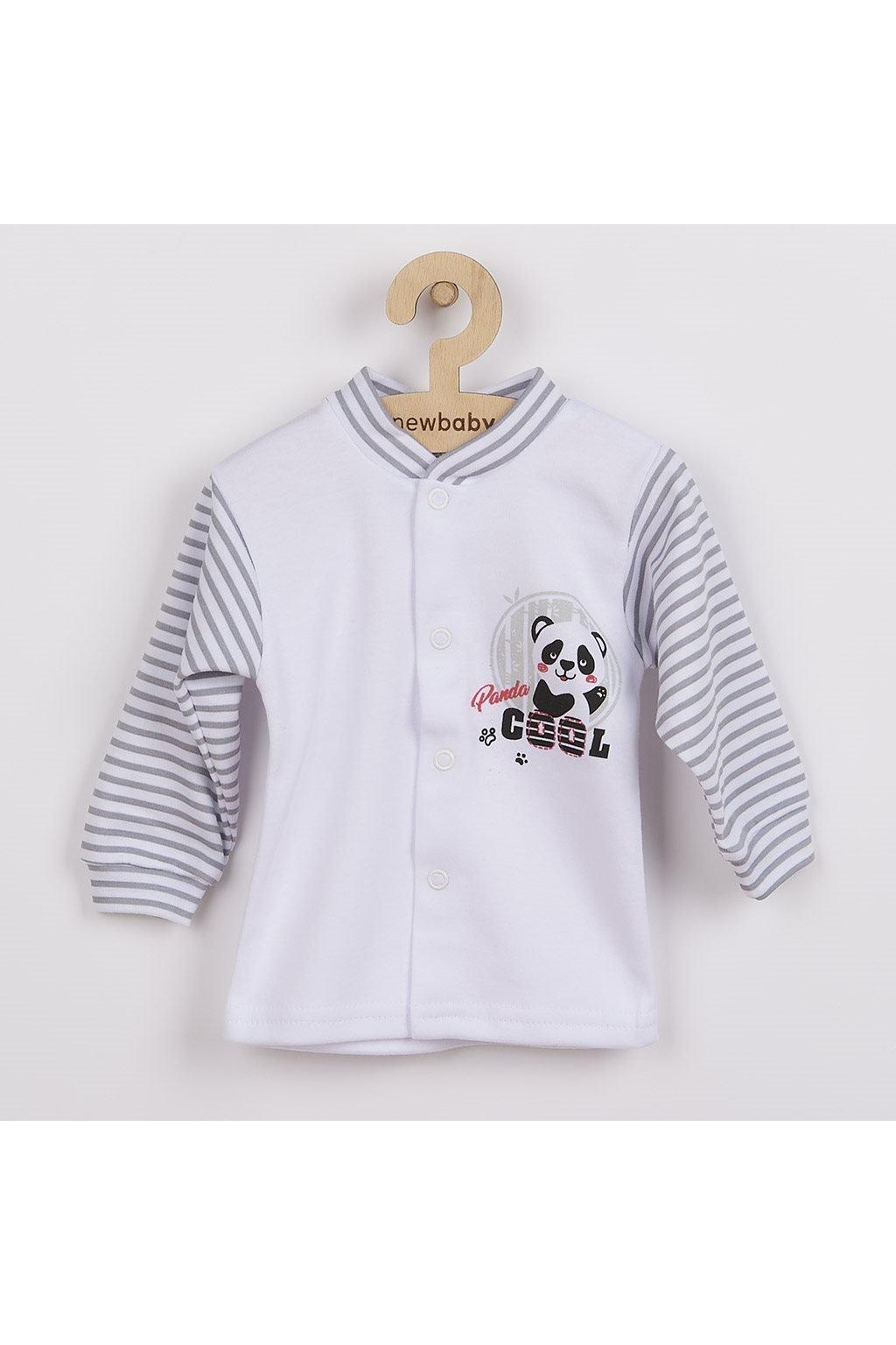 Dojčenský kabátik New Baby Panda