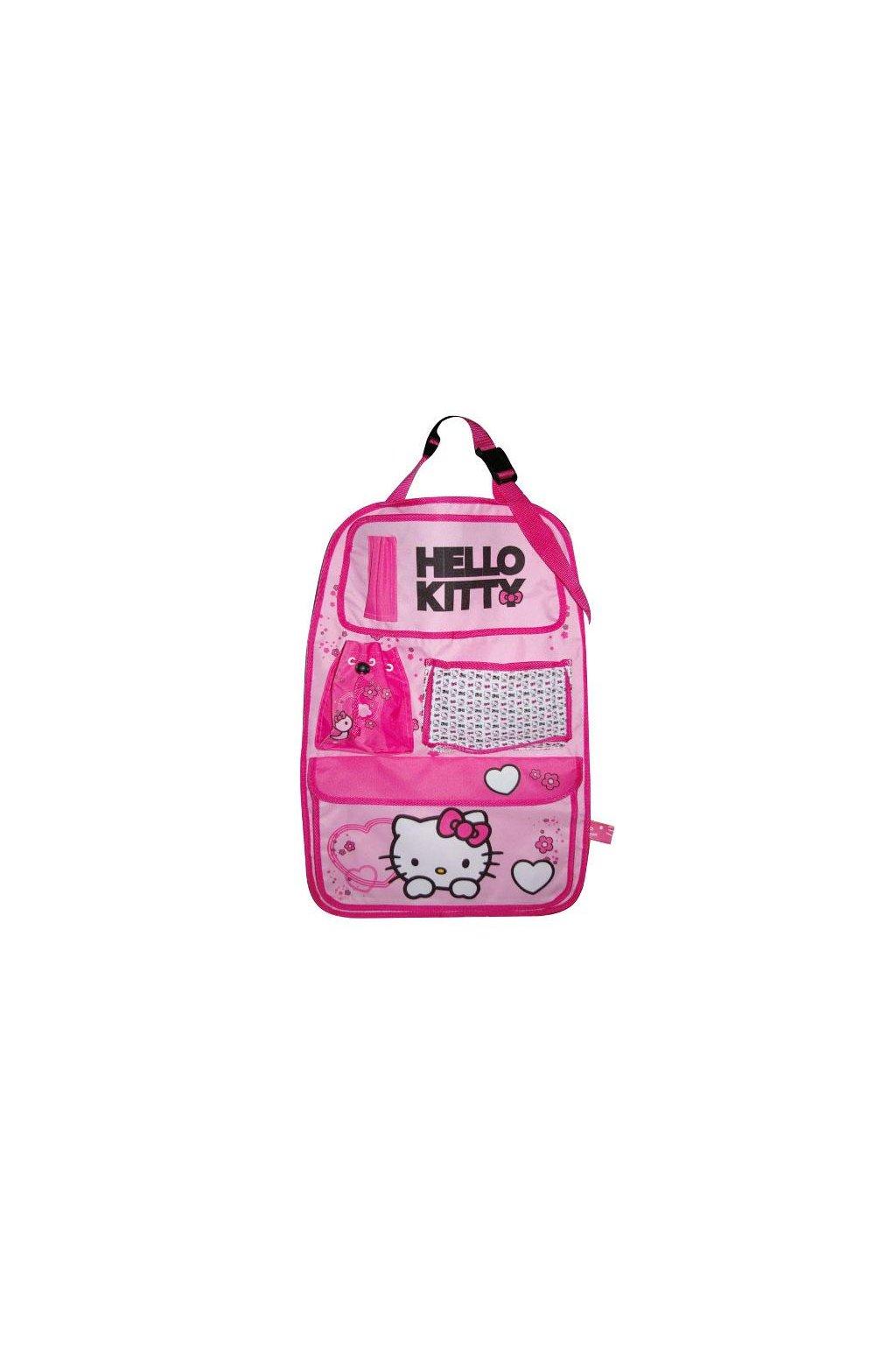 Vreckár do auta Hello Kitty