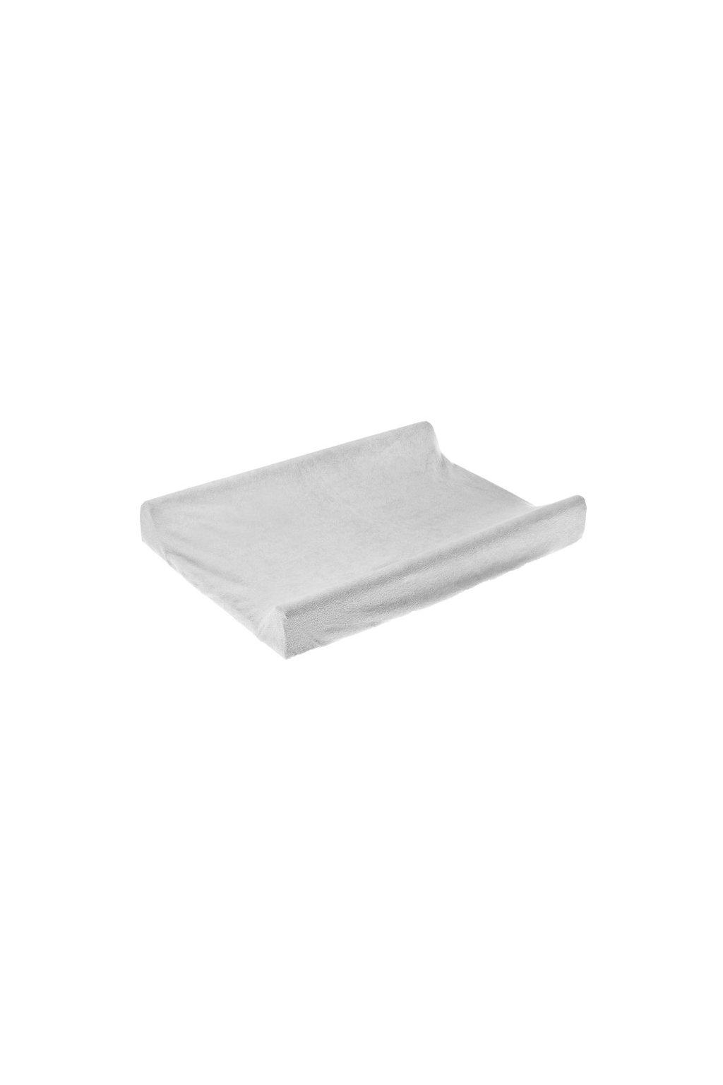 Návlek na prebaľovaciu podložku Sensillo 50x70 sivý