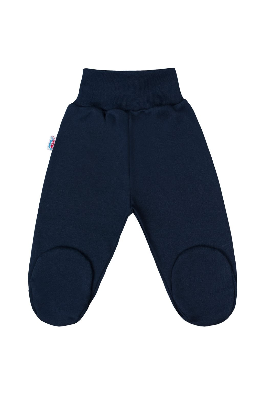 Dojčenské polodupačky New Baby Classic II tmavo modré
