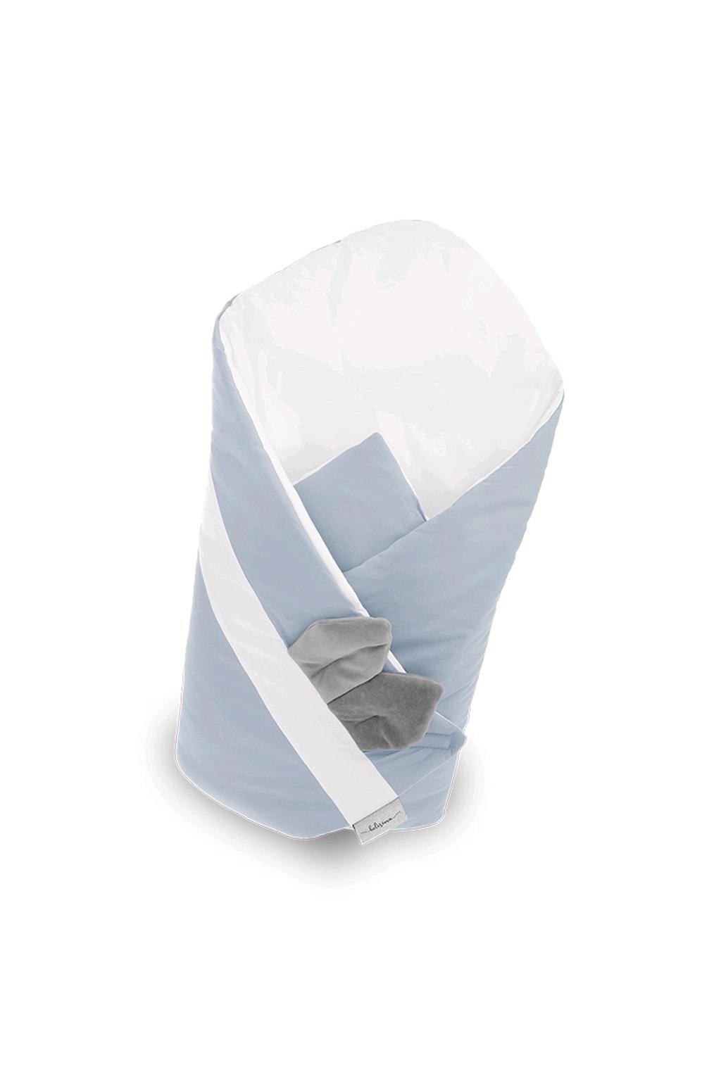 Zavinovačka Belisima Mouse modrá