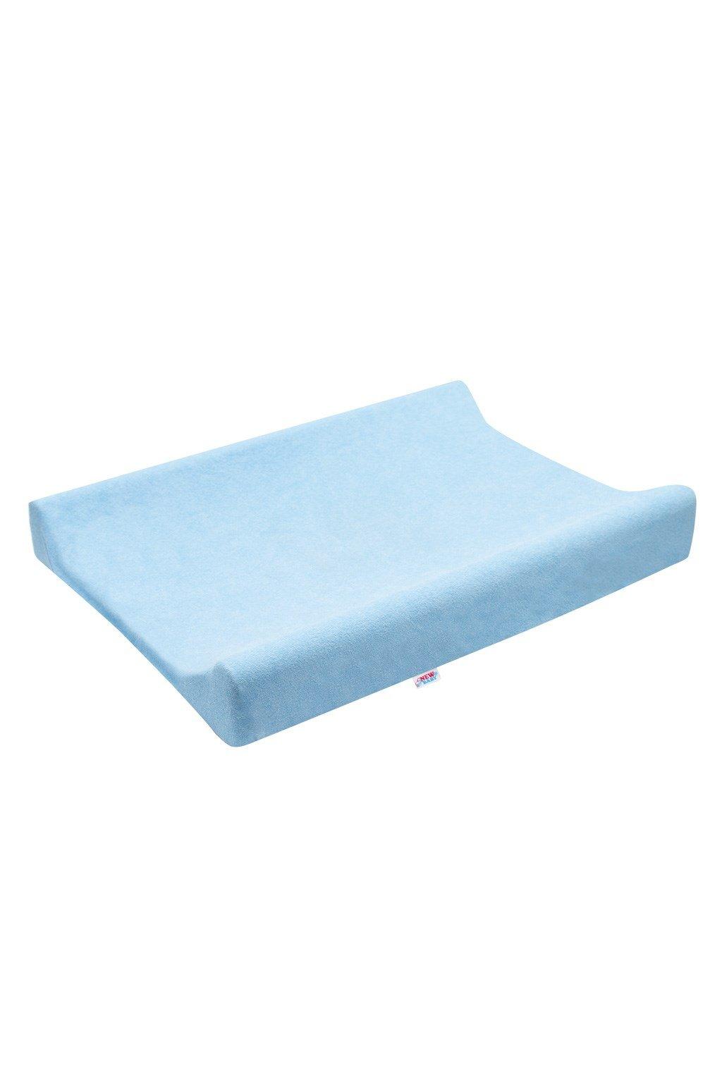 Návlek na prebaľovaciu podložku New Baby 50x70 modrý