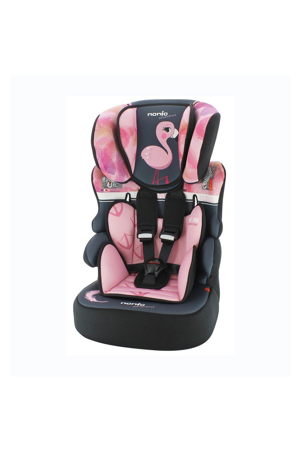 Autosedačka Nania Beline Sp Flamingo 2020