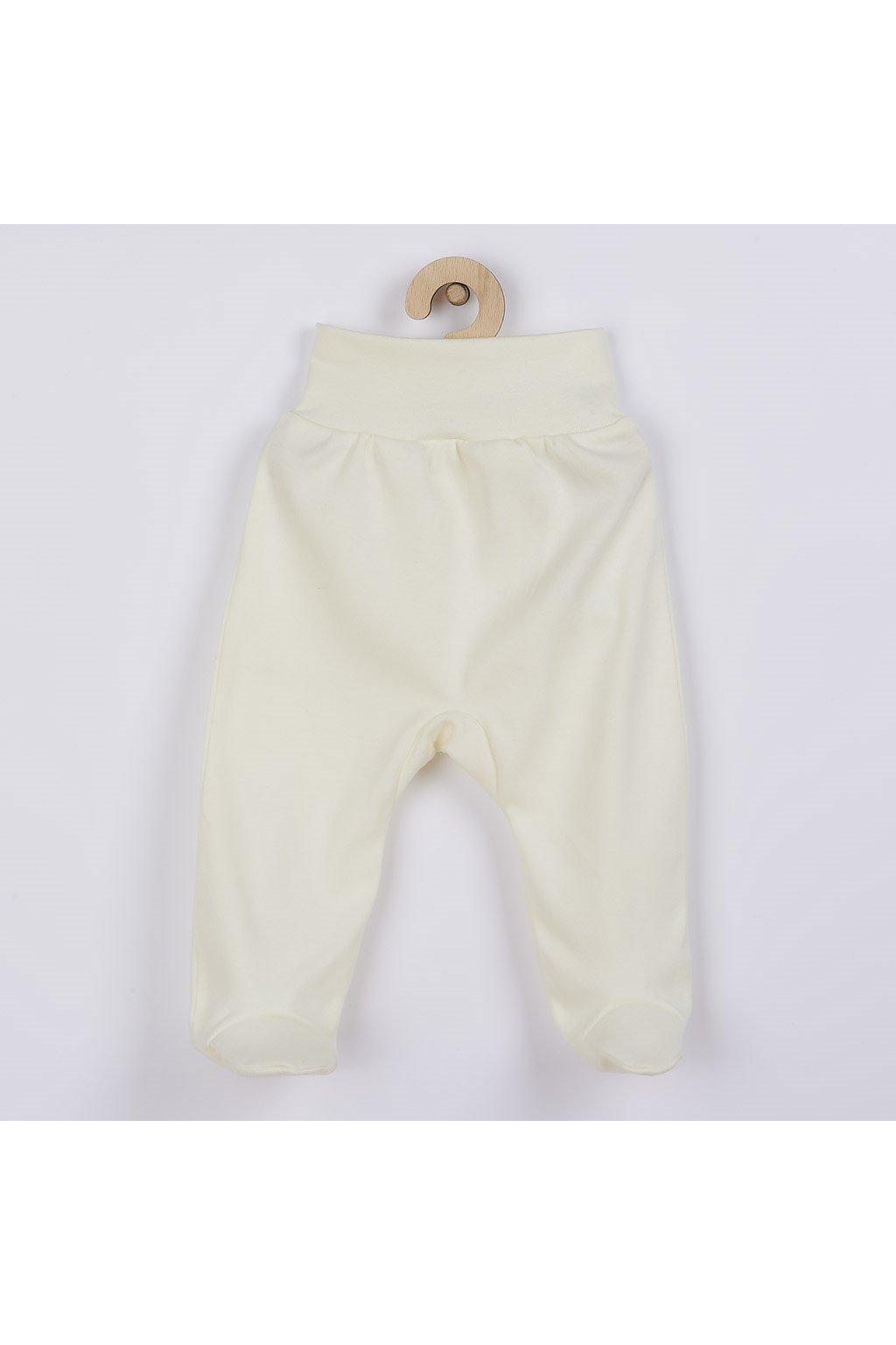 Dojčenské polodupačky New Baby béžové