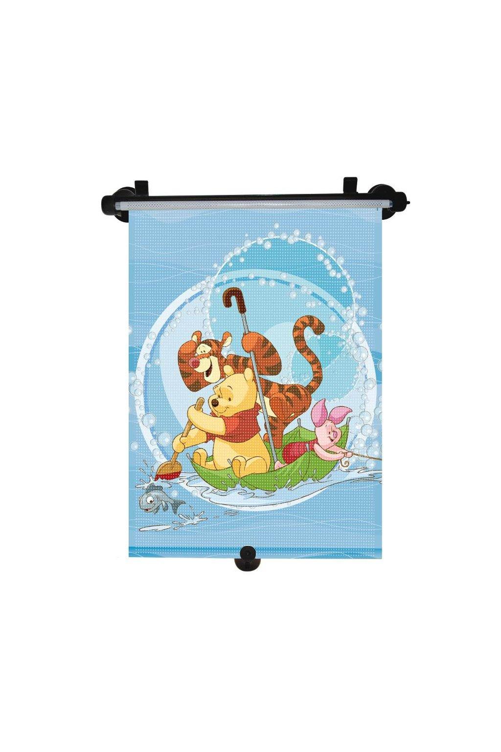 Slnečná roleta do auta Disney Winnie the Pooh