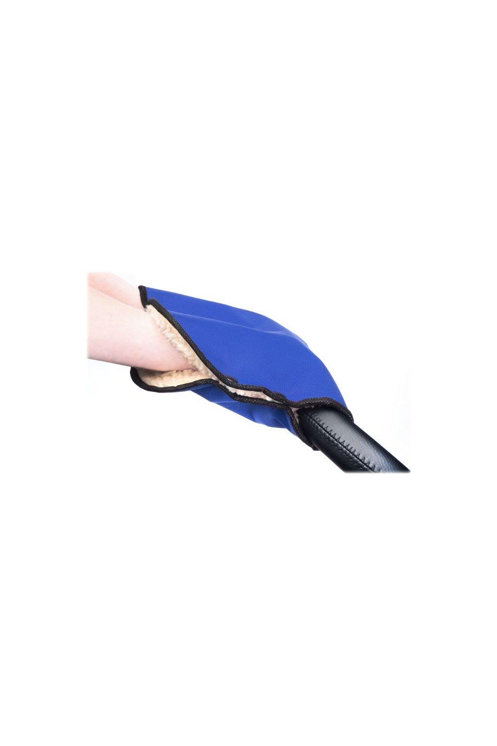 Rukávnik na kočík Sensillo 40x45 blue