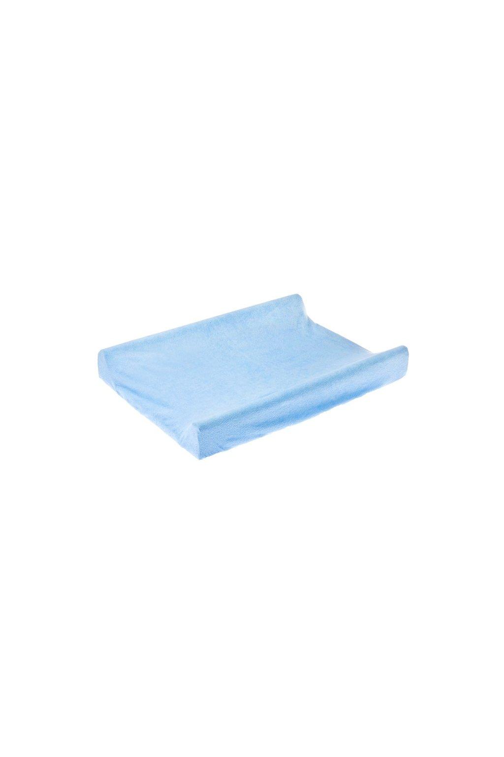 Návlek na prebaľovaciu podložku Sensillo 50x70 modrý