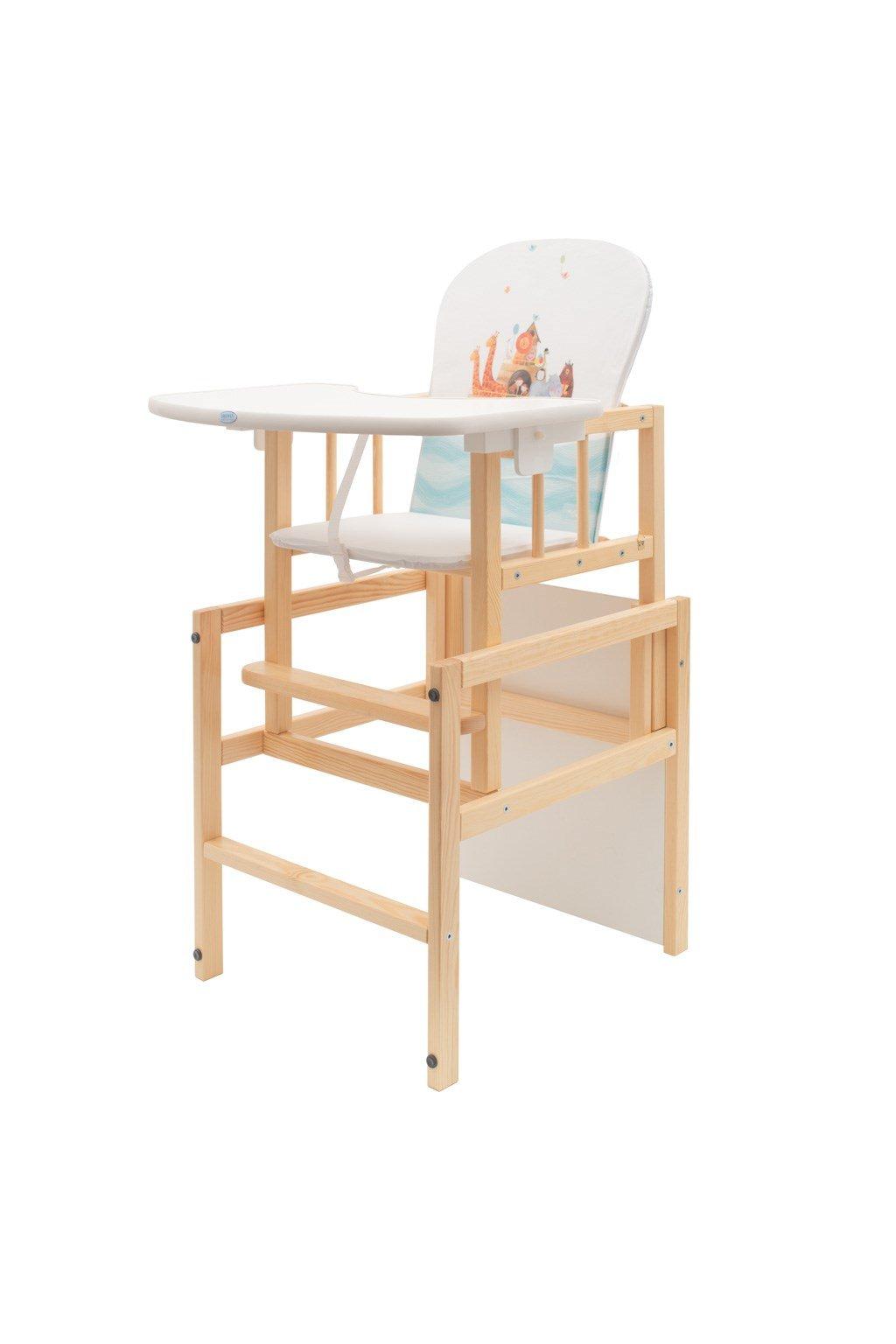 Borovicová stolička Drewex Antonín Arka