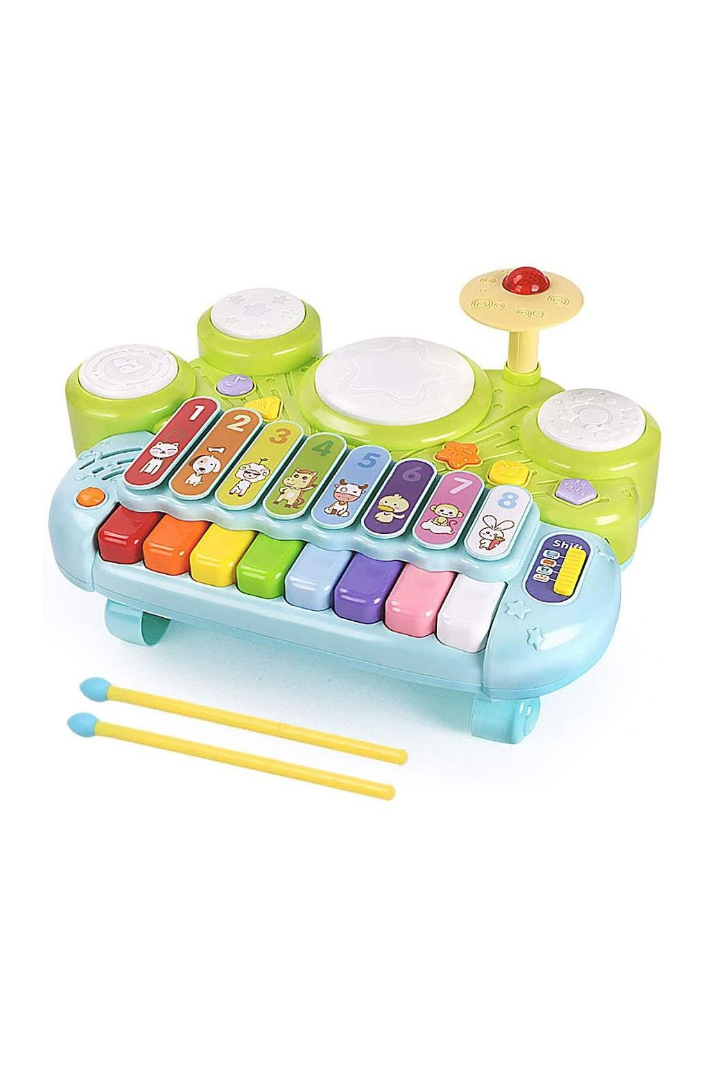 Edukačná multifunkčná hračka Bayo Xylofón