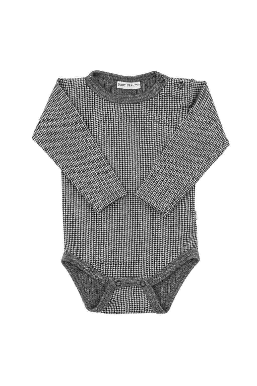 Zimné dojčenské body Baby Service Retro