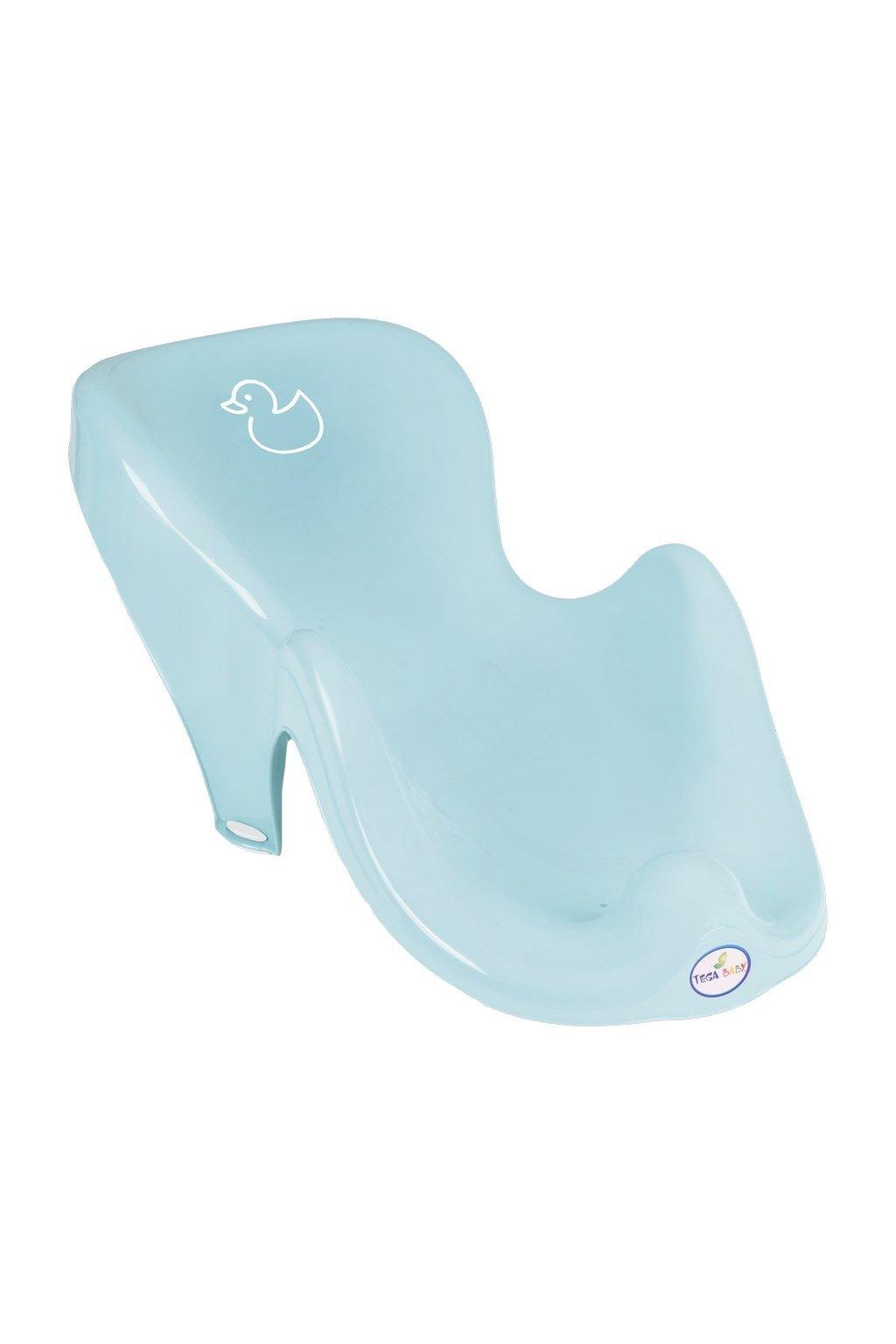 Lehátko na kúpanie kačička modré