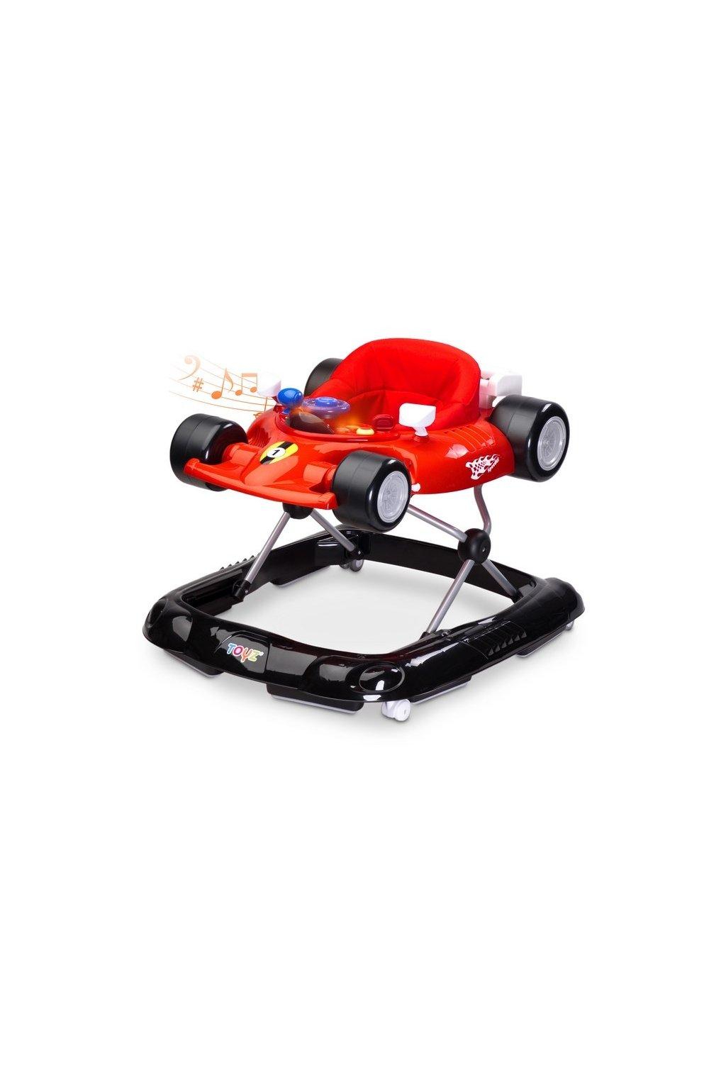 Detské chodítko Toyz Speeder red