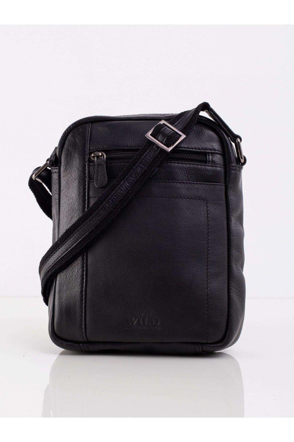 Pánska kabelka čierna kód CE-TR-001