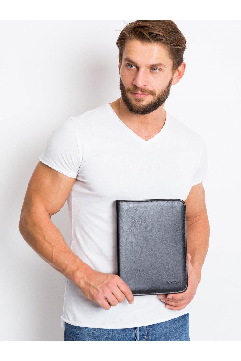 Pánska kabelka čierna kód CE-TR-BW08