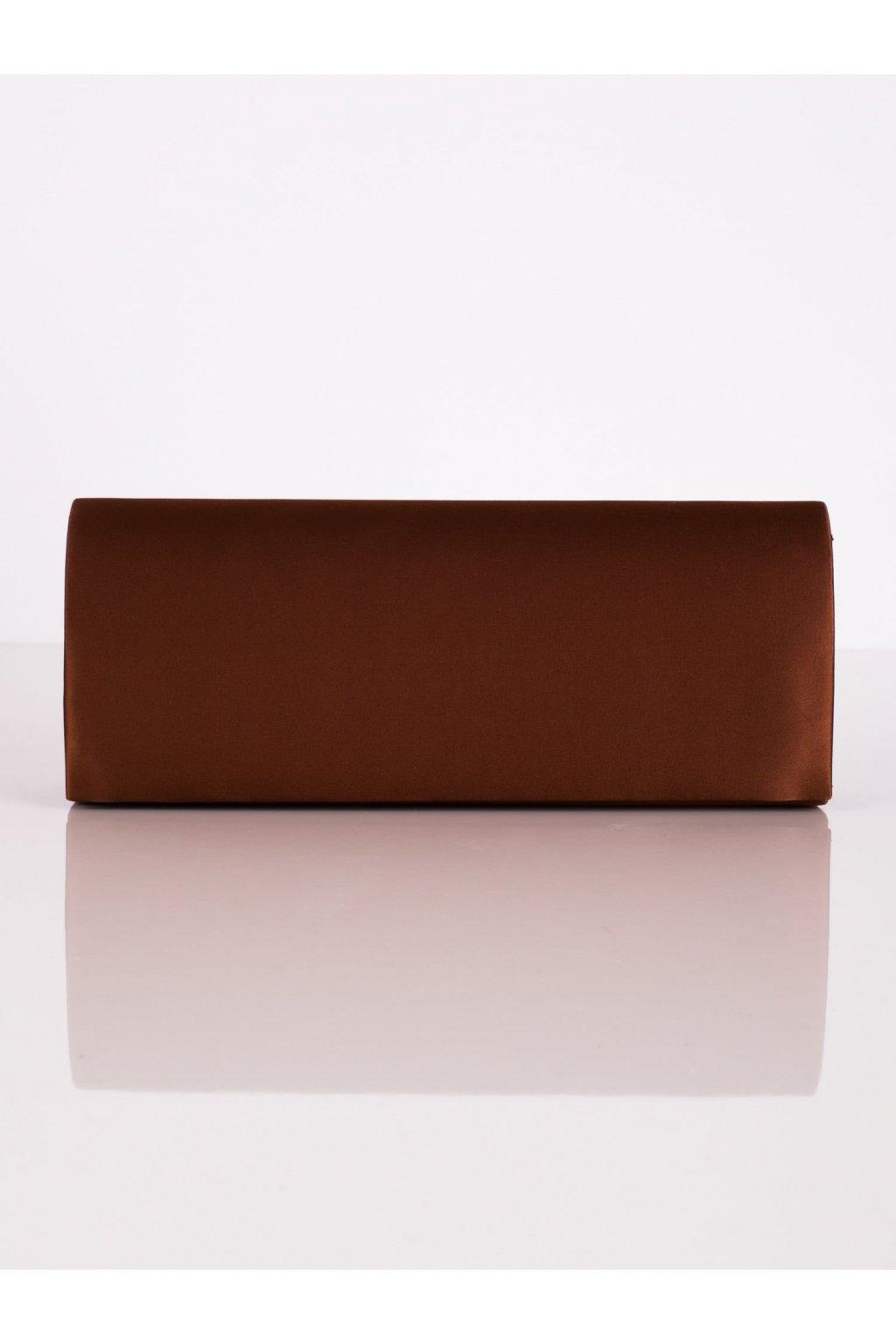 Listová kabelka hnedá kód IT-TR-P355.00