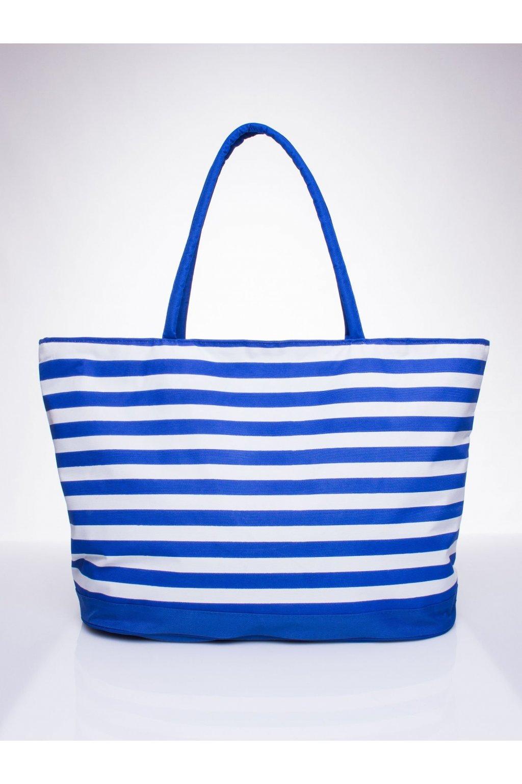 Plážová kabelka modrá kód IT-TR-SL54