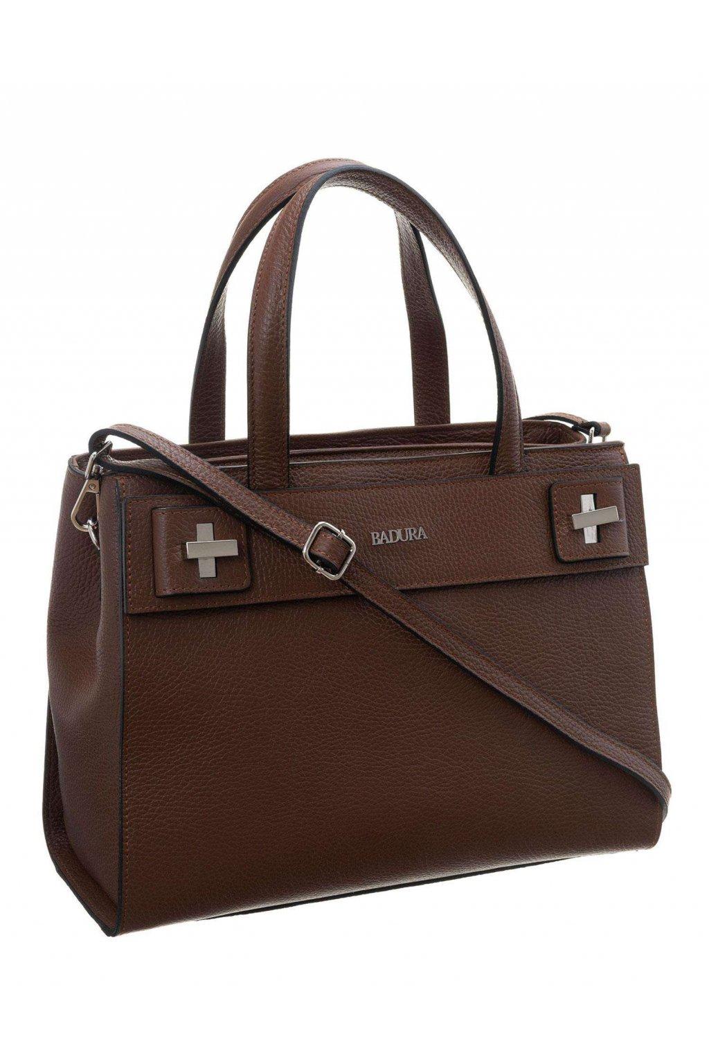 Shopper kabelka hnedá kód T_D115BR_CD