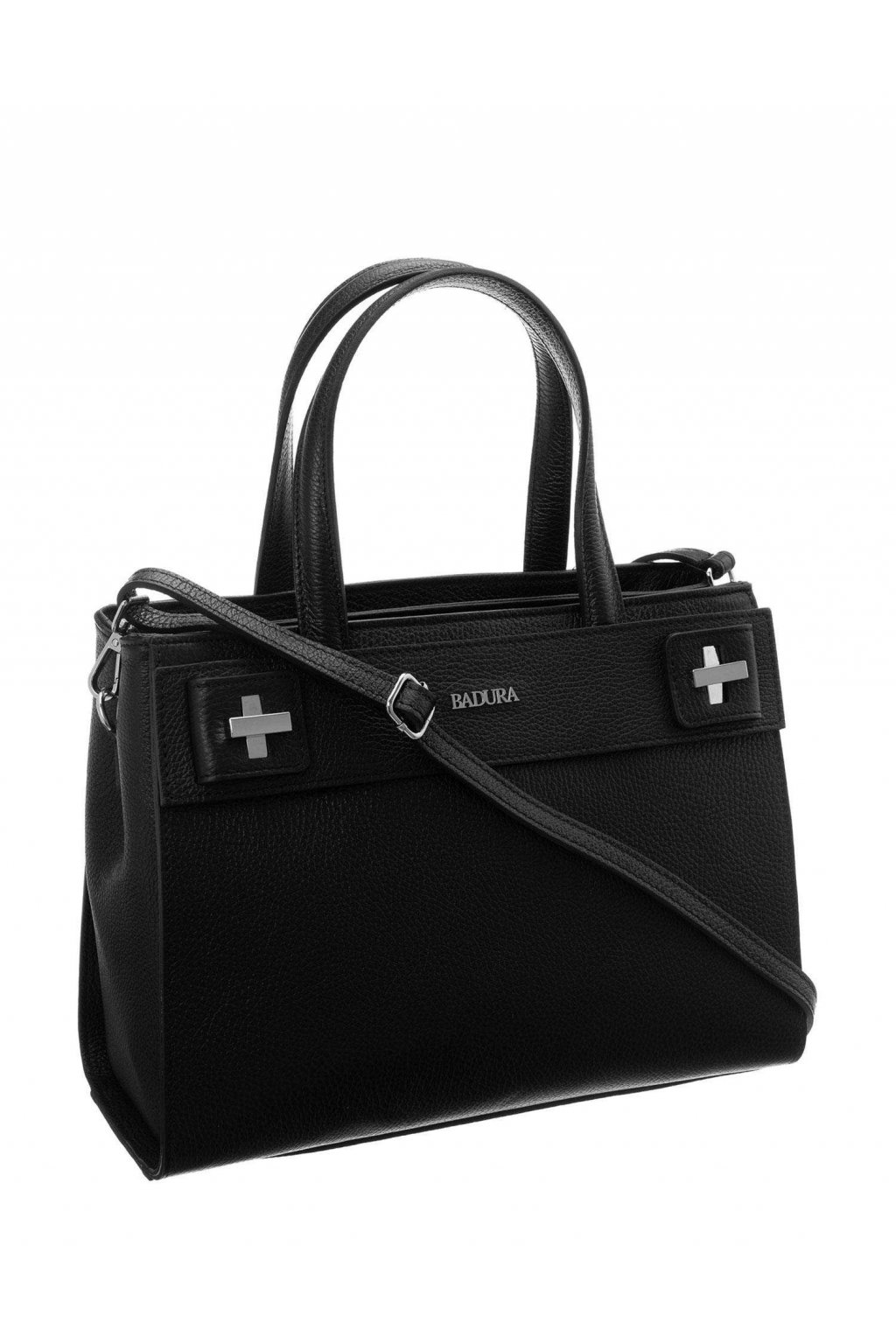 Shopper kabelka čierna kód T_D115CZ_CD