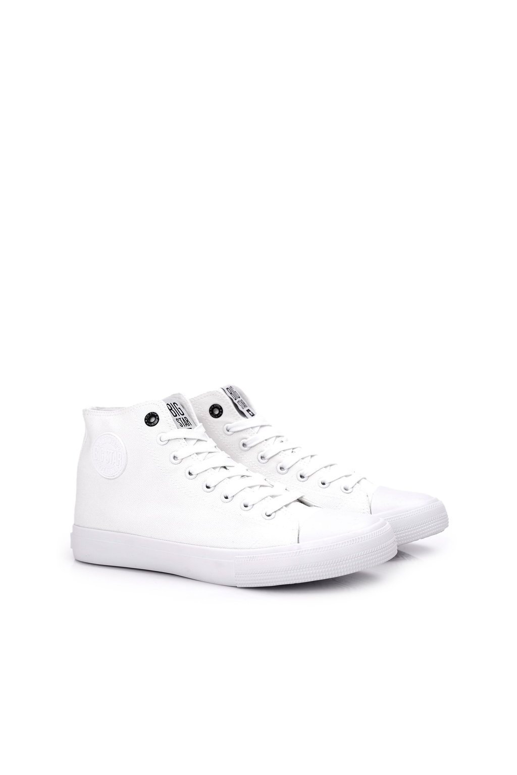 Biela obuv kód topánok FF174551 WHITE