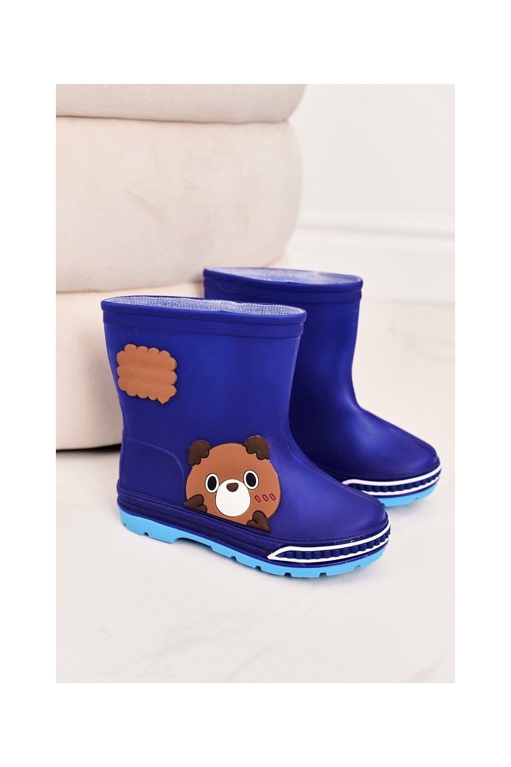 Modrá obuv kód topánok HMY-10 D.BLUE