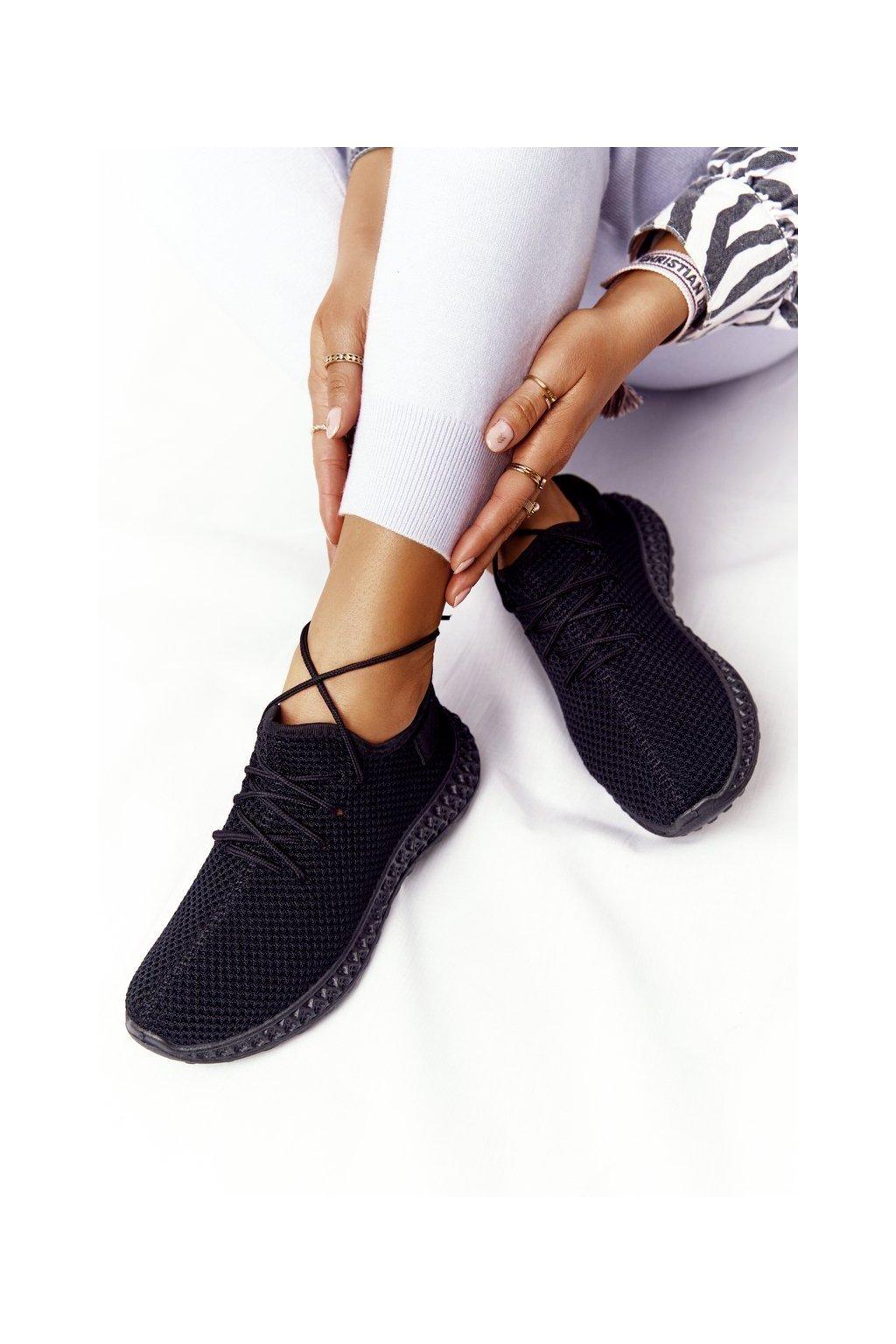 Dámske tenisky farba čierna kód obuvi NB392P BLACK