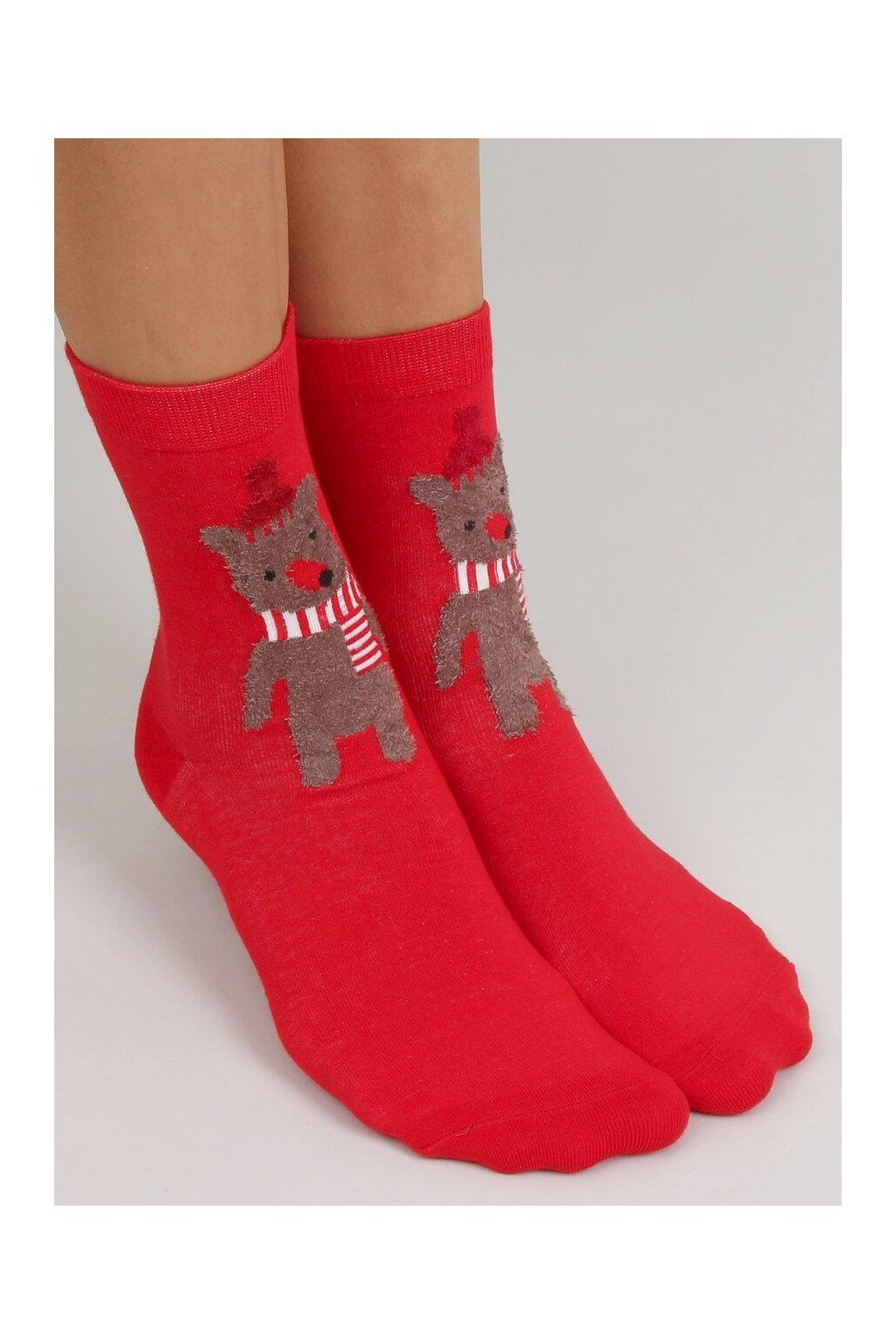 Damske ponožky viacfarebné NJSK SK-SN67