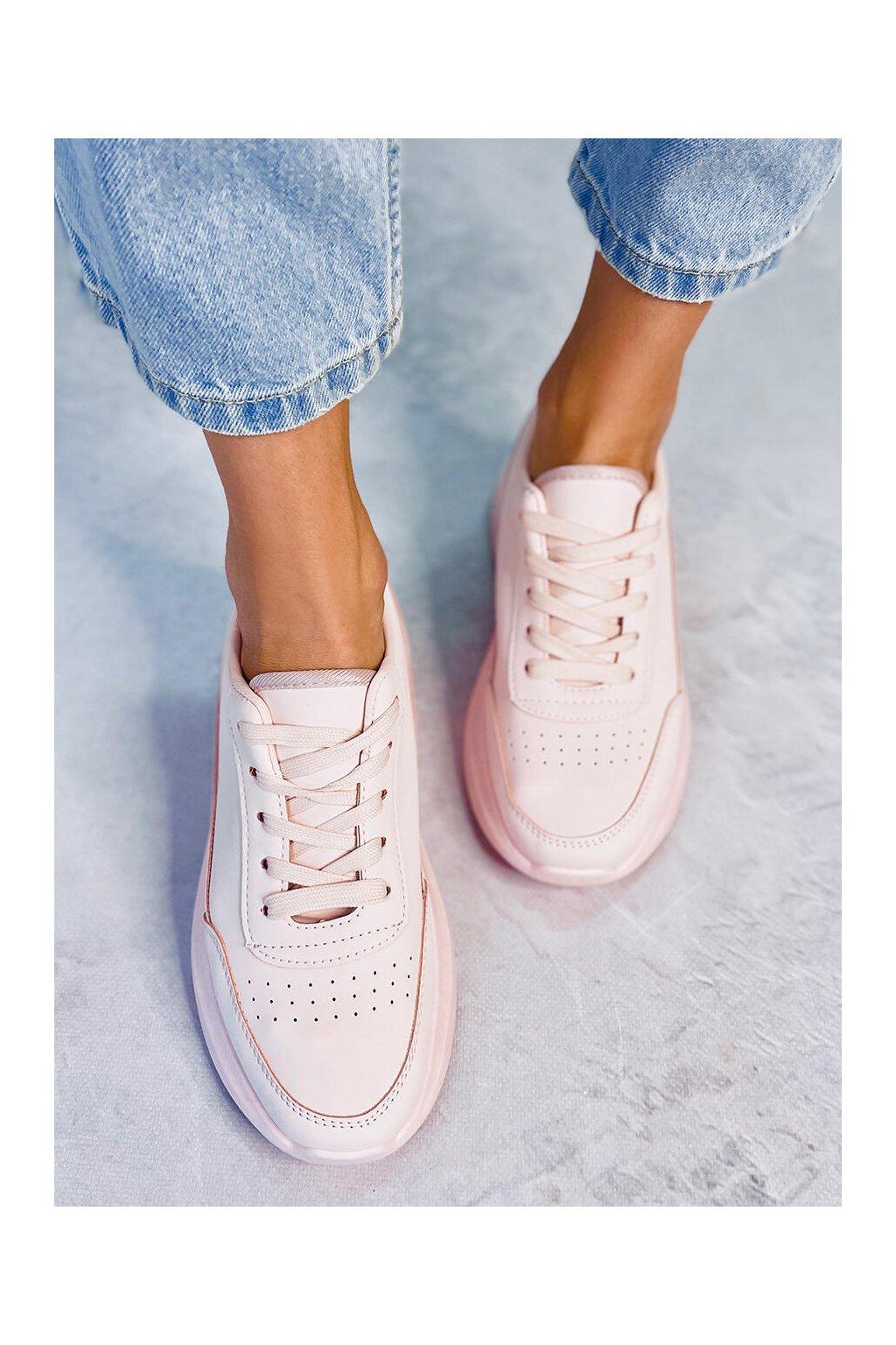 Dámske tenisky ružové LA131