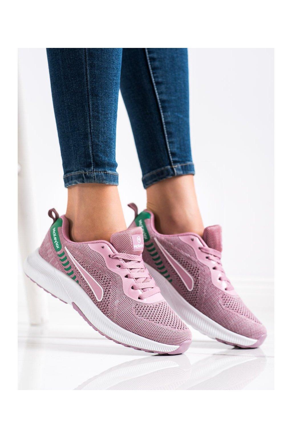 Ružové tenisky Mckeylor kod GIN21-20608P