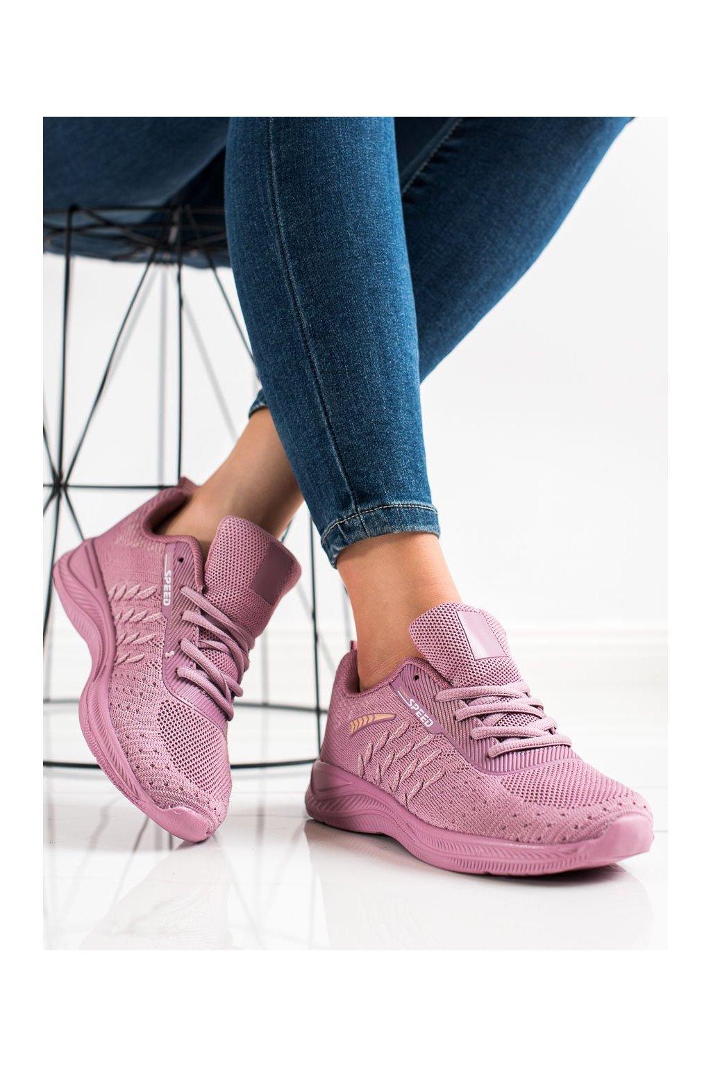 Ružové tenisky Bona kod R-6P
