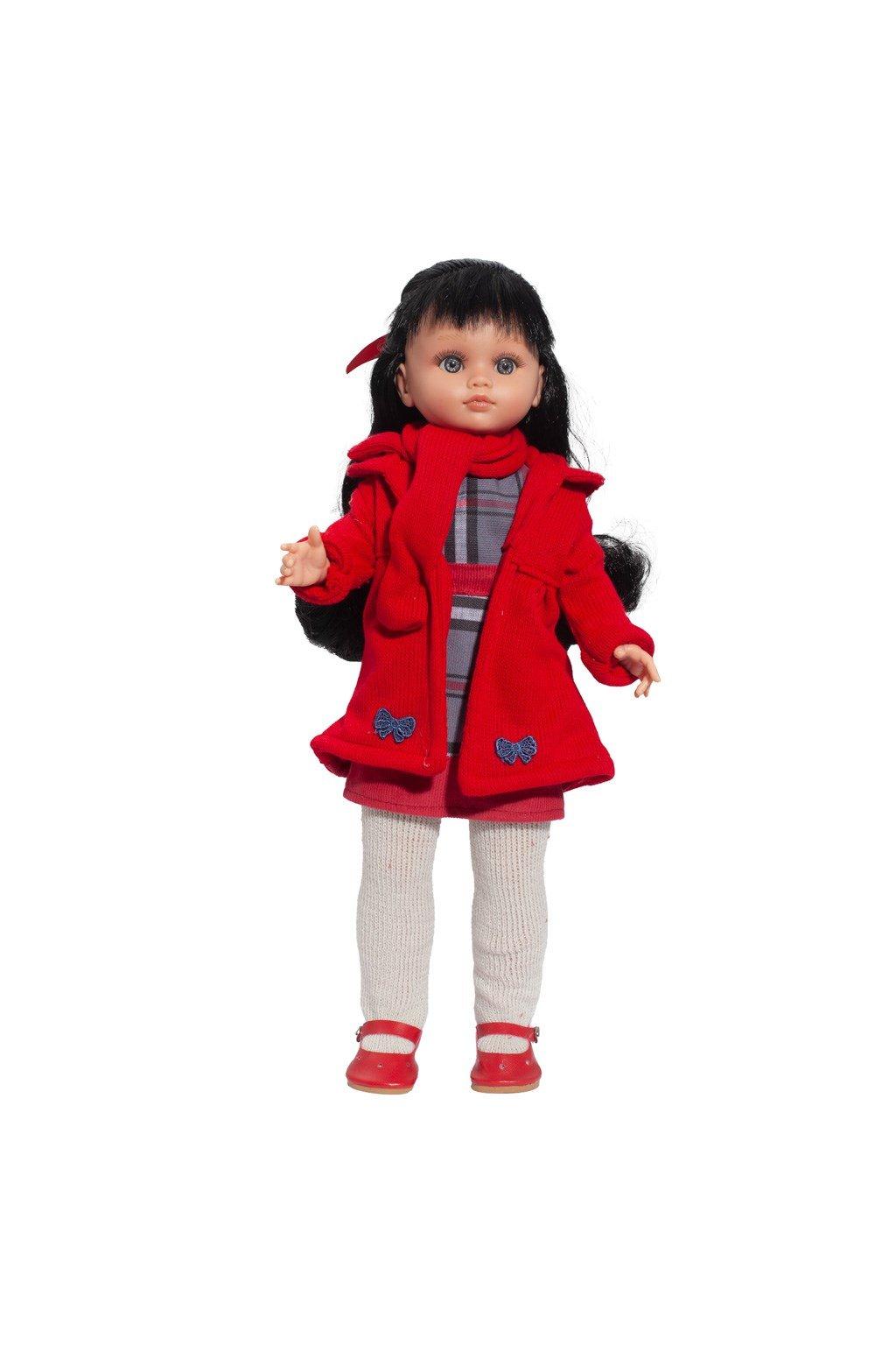 Luxusná detská bábika-dievčatko Berbesa Sára 40cm
