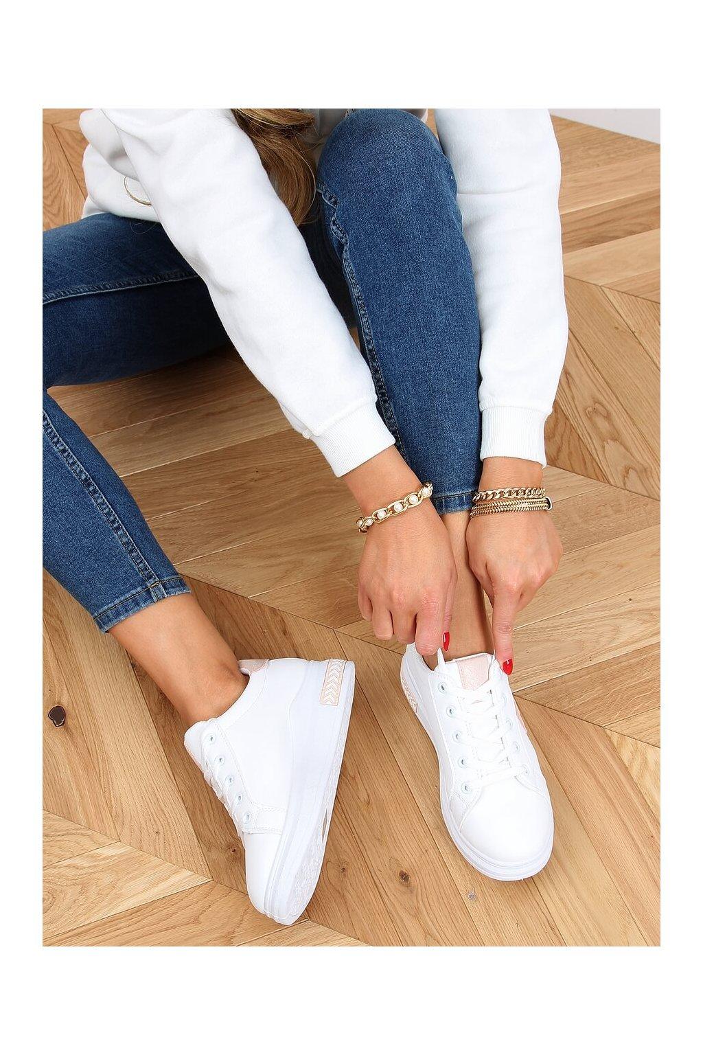 Dámske tenisky biele CC-40