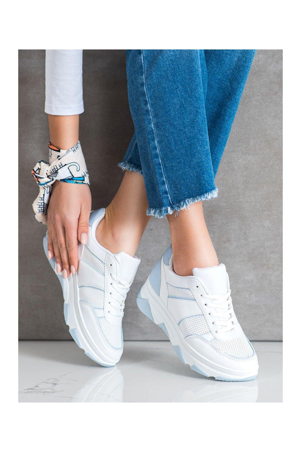 Modré tenisky Shelovet kod 6306L.BL