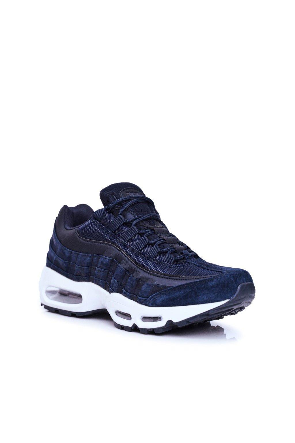 Modrá obuv NJSK FF174299 NAVY