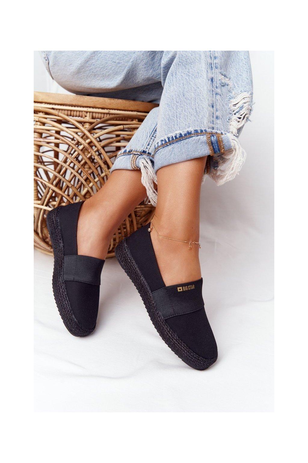 Dámske tenisky farba čierna kód obuvi HH274482 BLACK