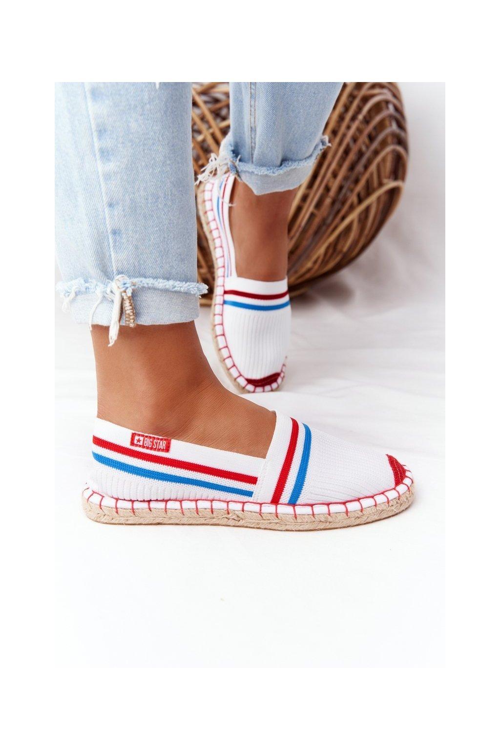 Dámske tenisky farba biela kód obuvi HH274486 WHITE