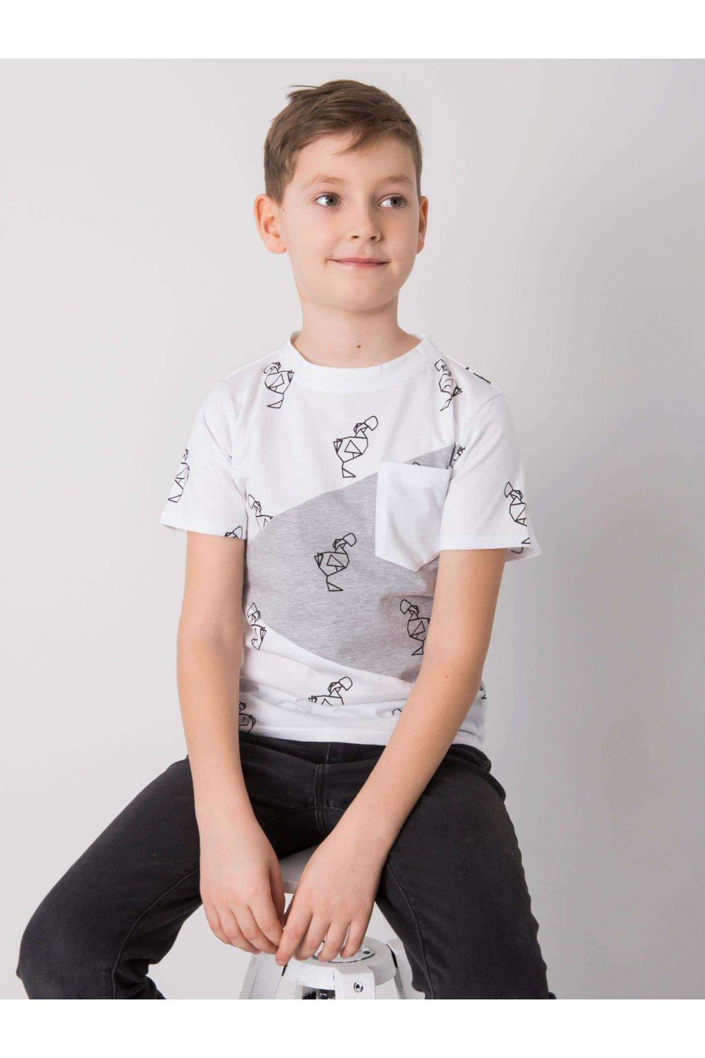 Tričko t-shirt kód DK-TS-CH08.27