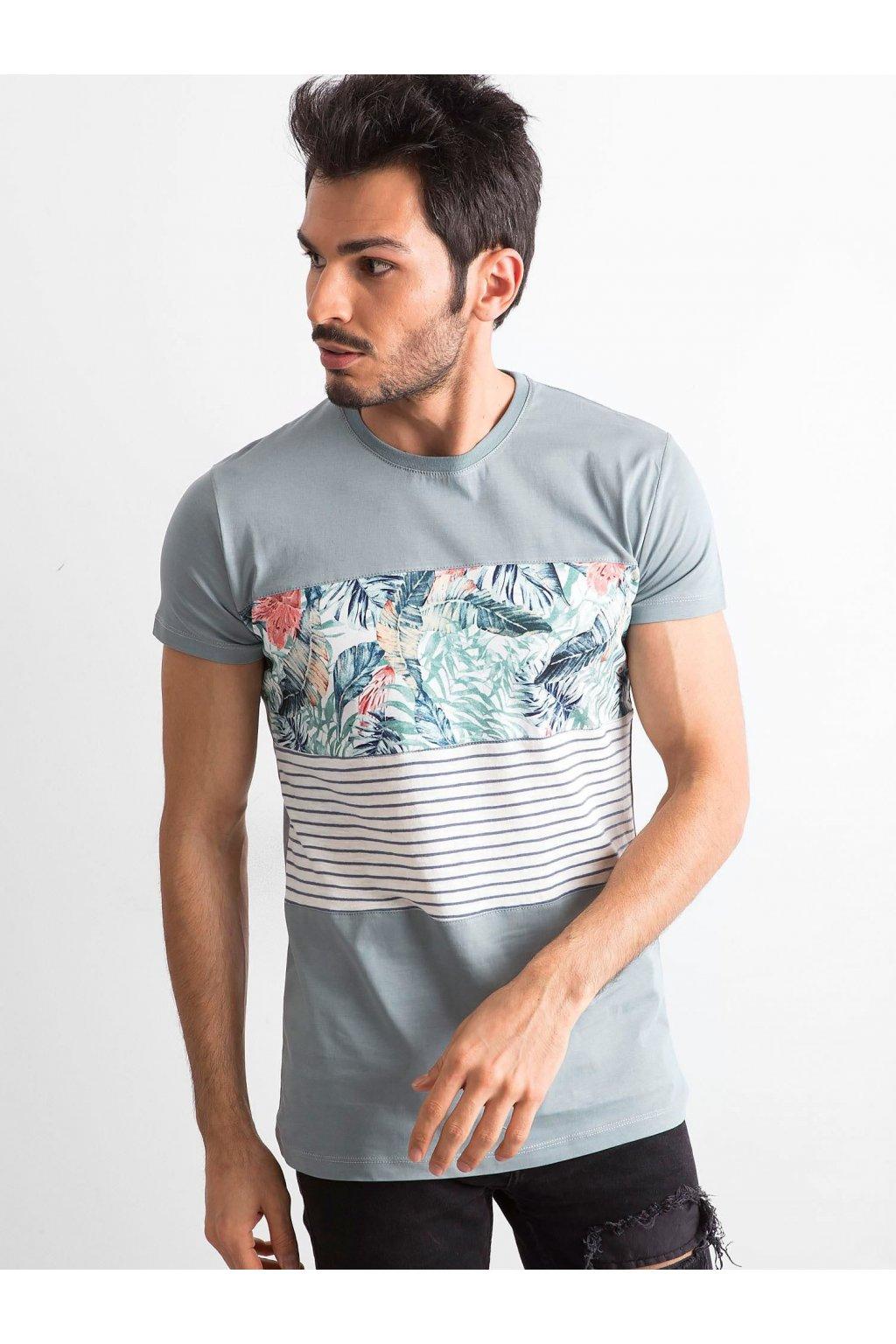 Tričko t-shirt kód M019Y03060407