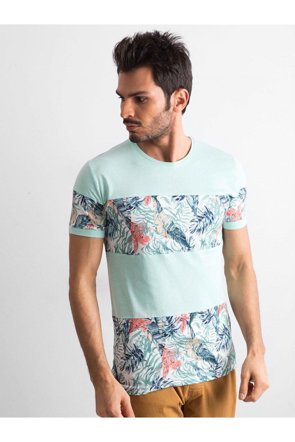 Tričko t-shirt kód M019Y03061116
