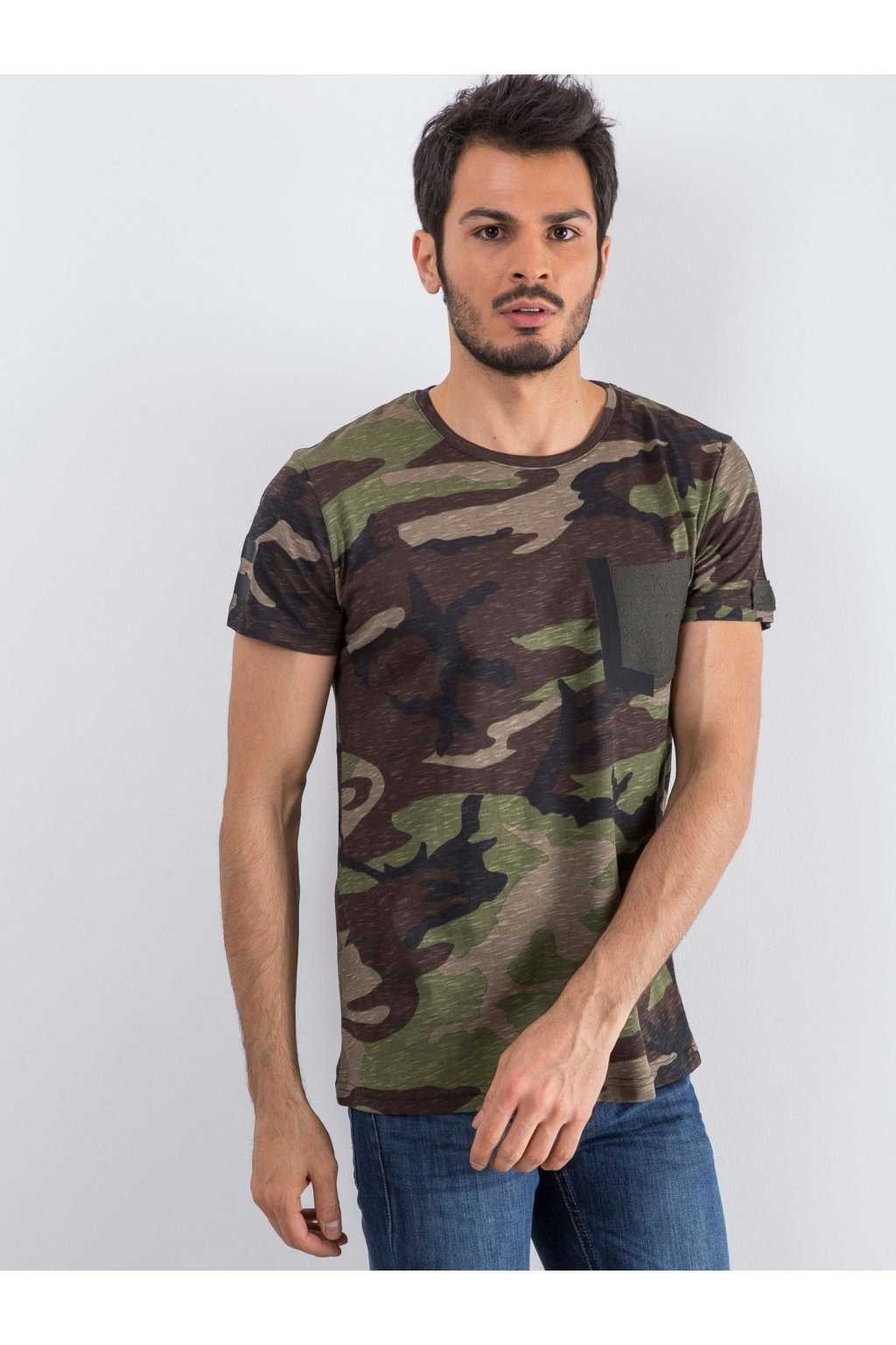 Tričko t-shirt kód MH-TS-2083.92P