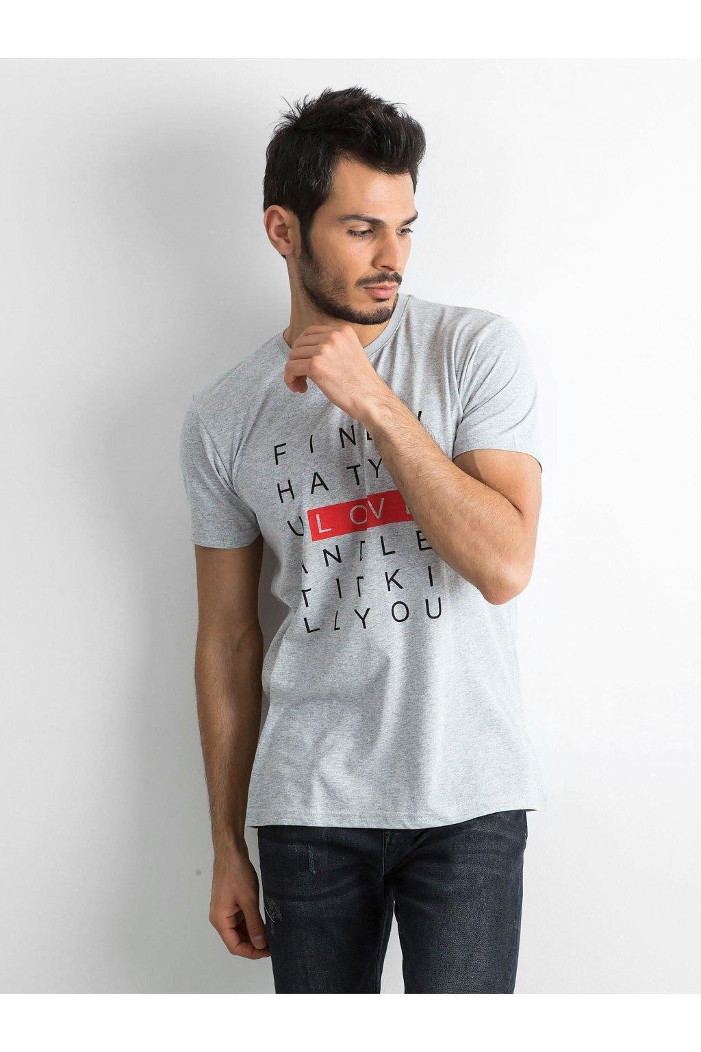 Tričko t-shirt kód MO-TS-1216.23P