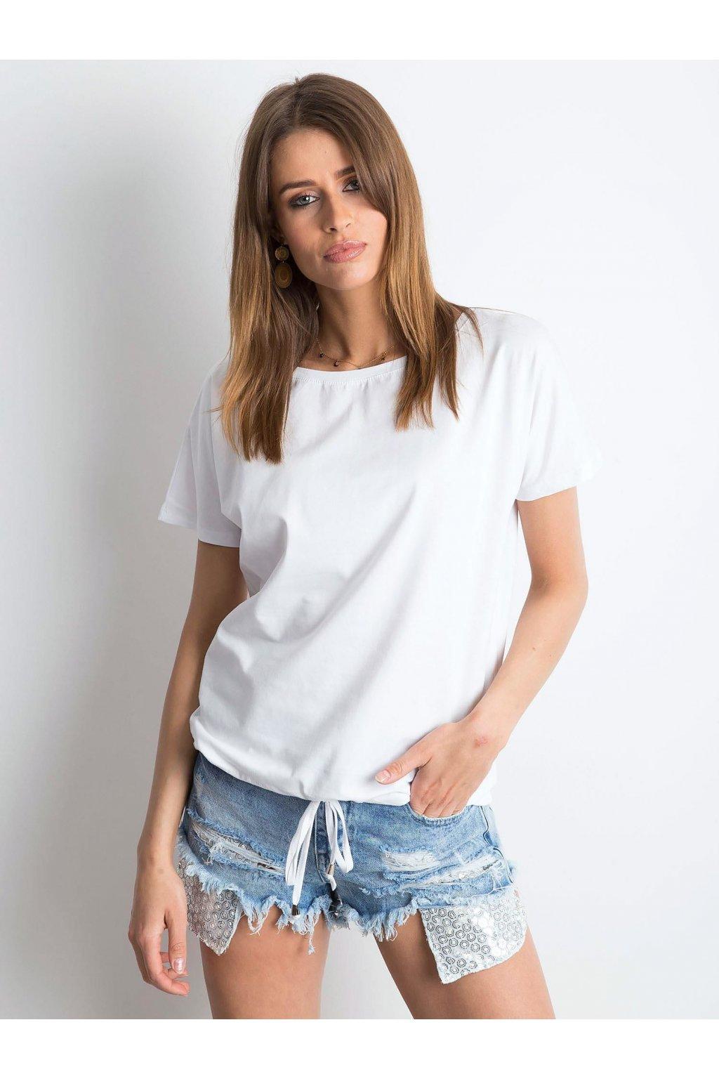 Dámske tričko jednofarebné kód RV-TS-4834.89P