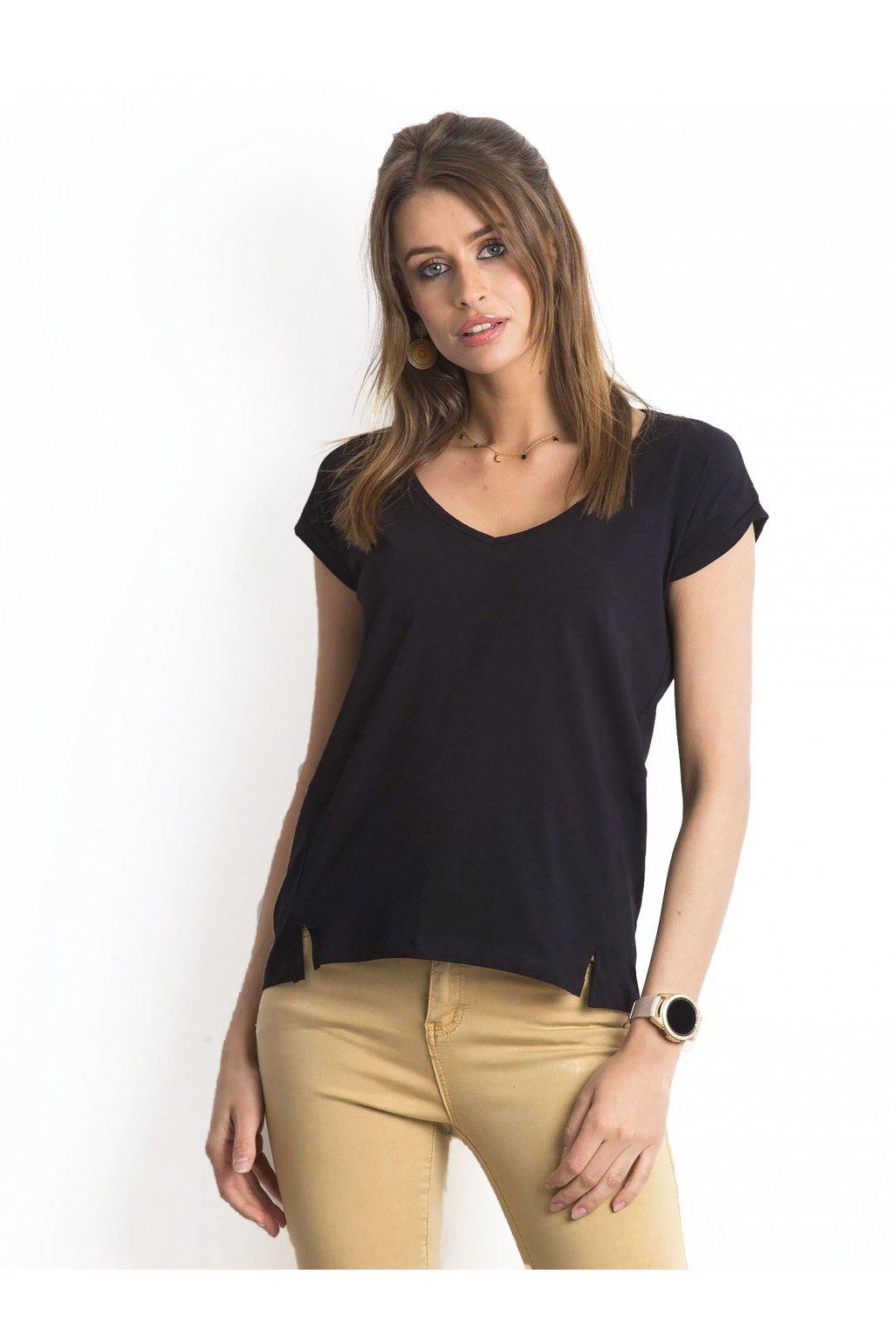 Dámske tričko jednofarebné kód RV-TS-4839.01P