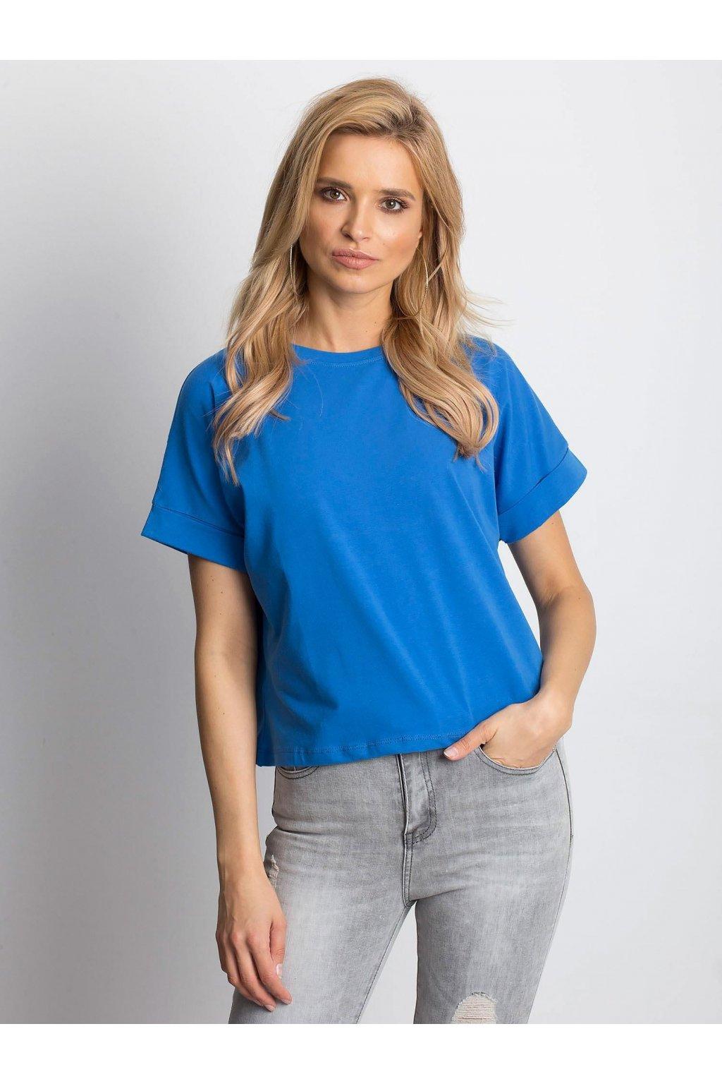 Dámske tričko jednofarebné kód RV-TS-4841.62P