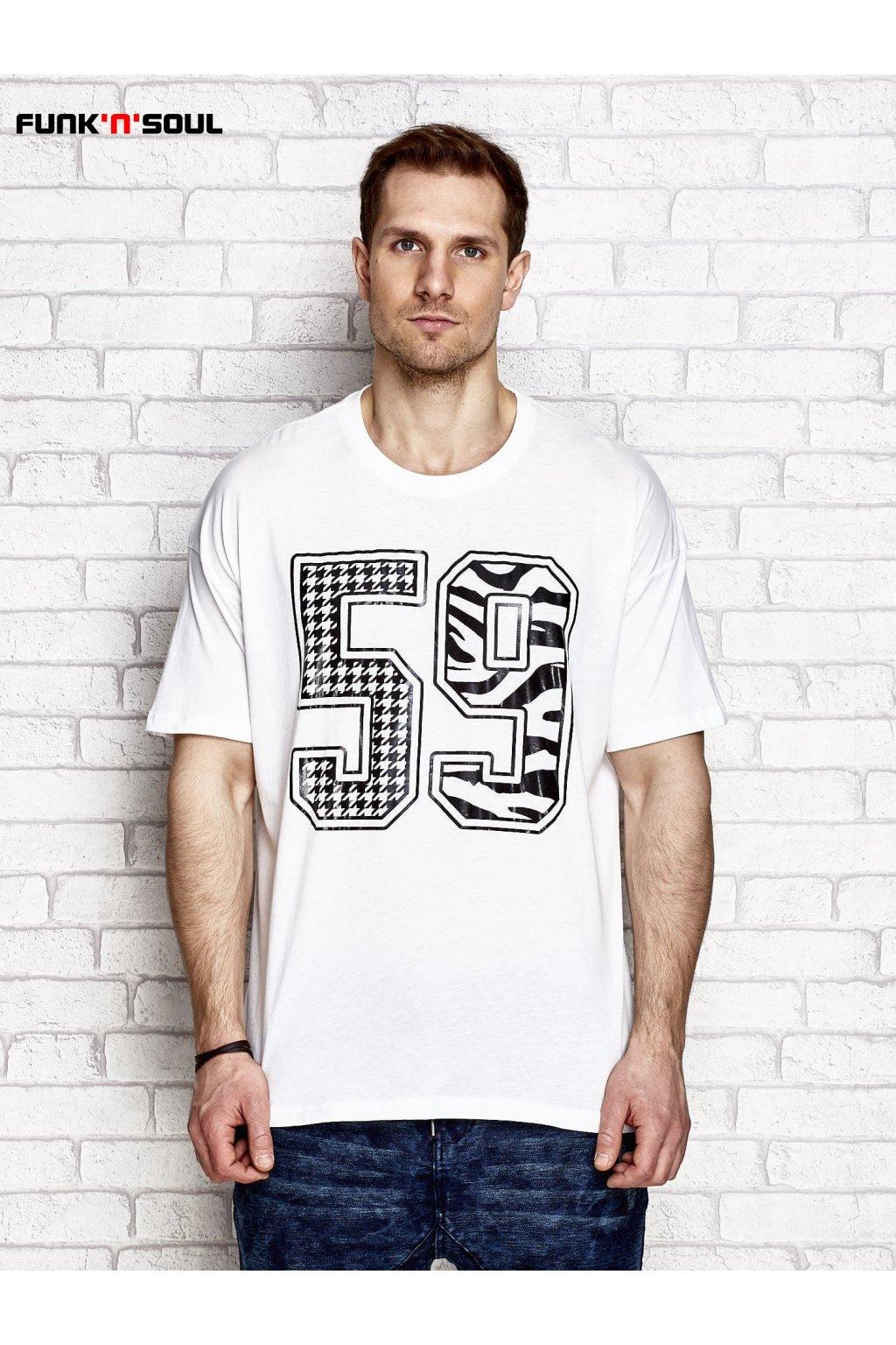 Tričko t-shirt kód S-37-007