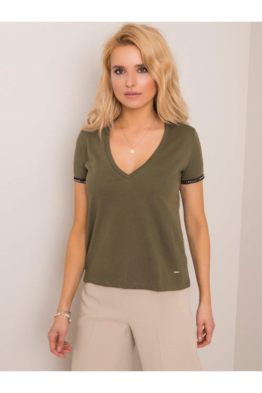 Dámske tričko jednofarebné kód TW-TS-G-049.62P