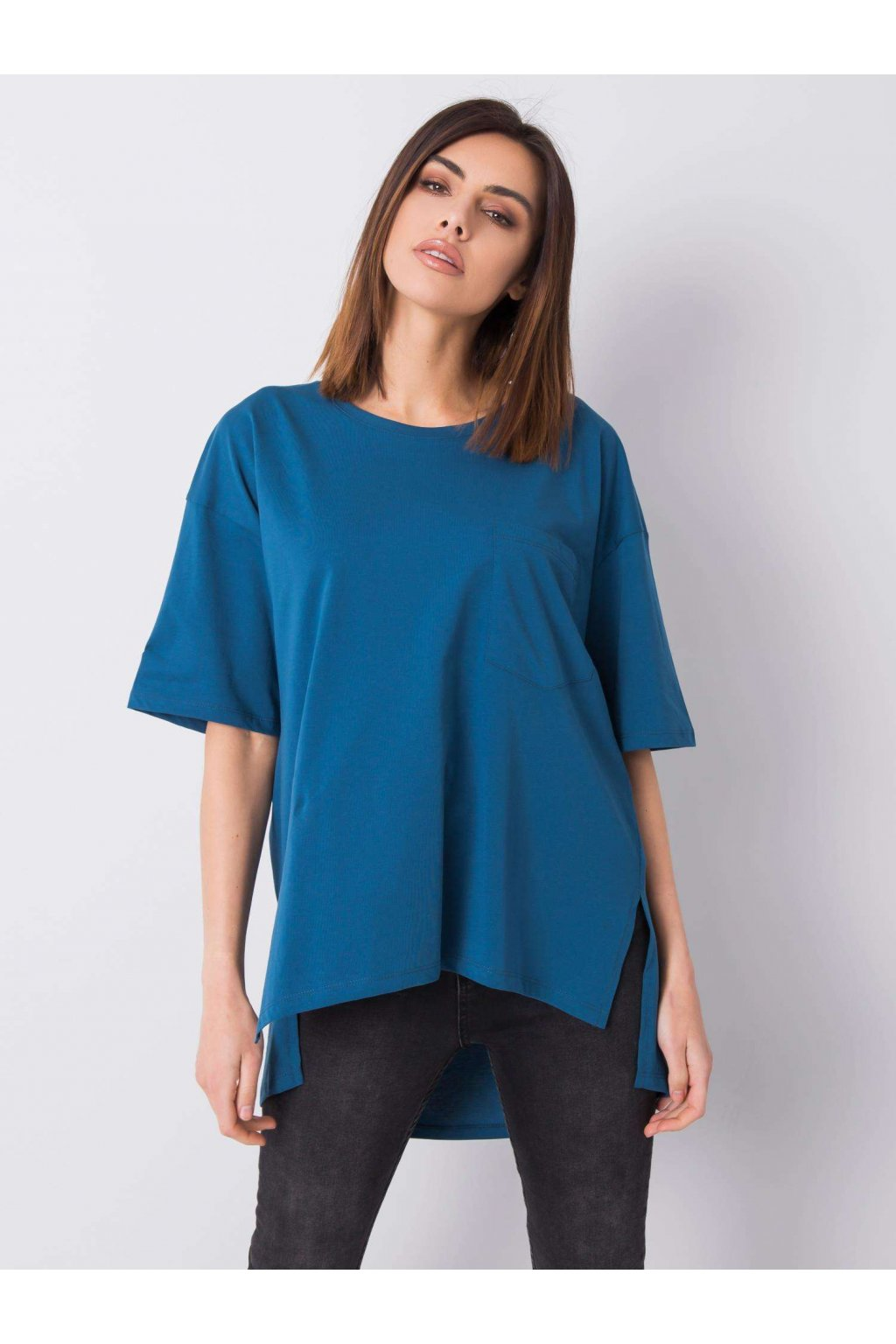 Dámske tričko jednofarebné kód TK-RP-TS-T050503.58P