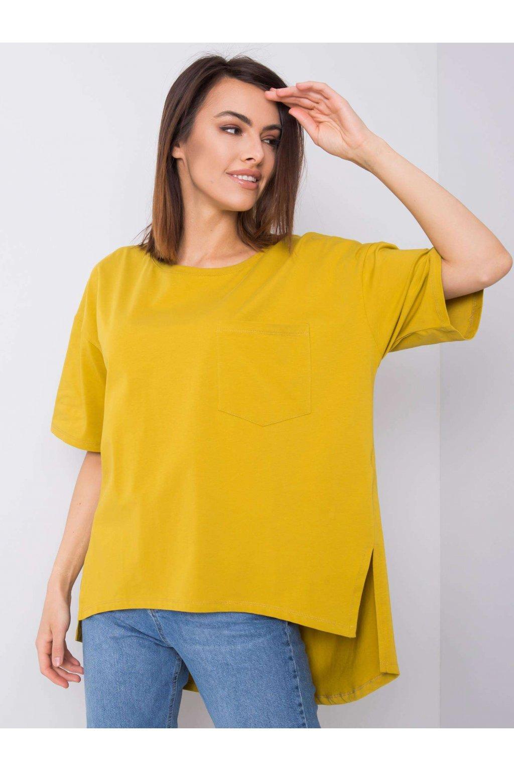 Dámske tričko jednofarebné kód TK-RP-TS-T090503.62P