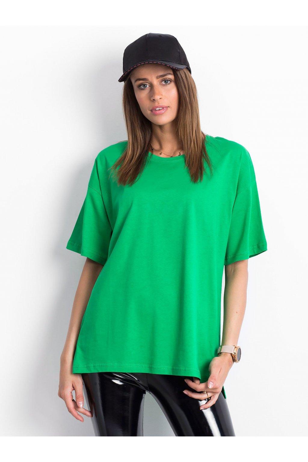 Dámske tričko jednofarebné kód YP-BZ-AEX0590.02