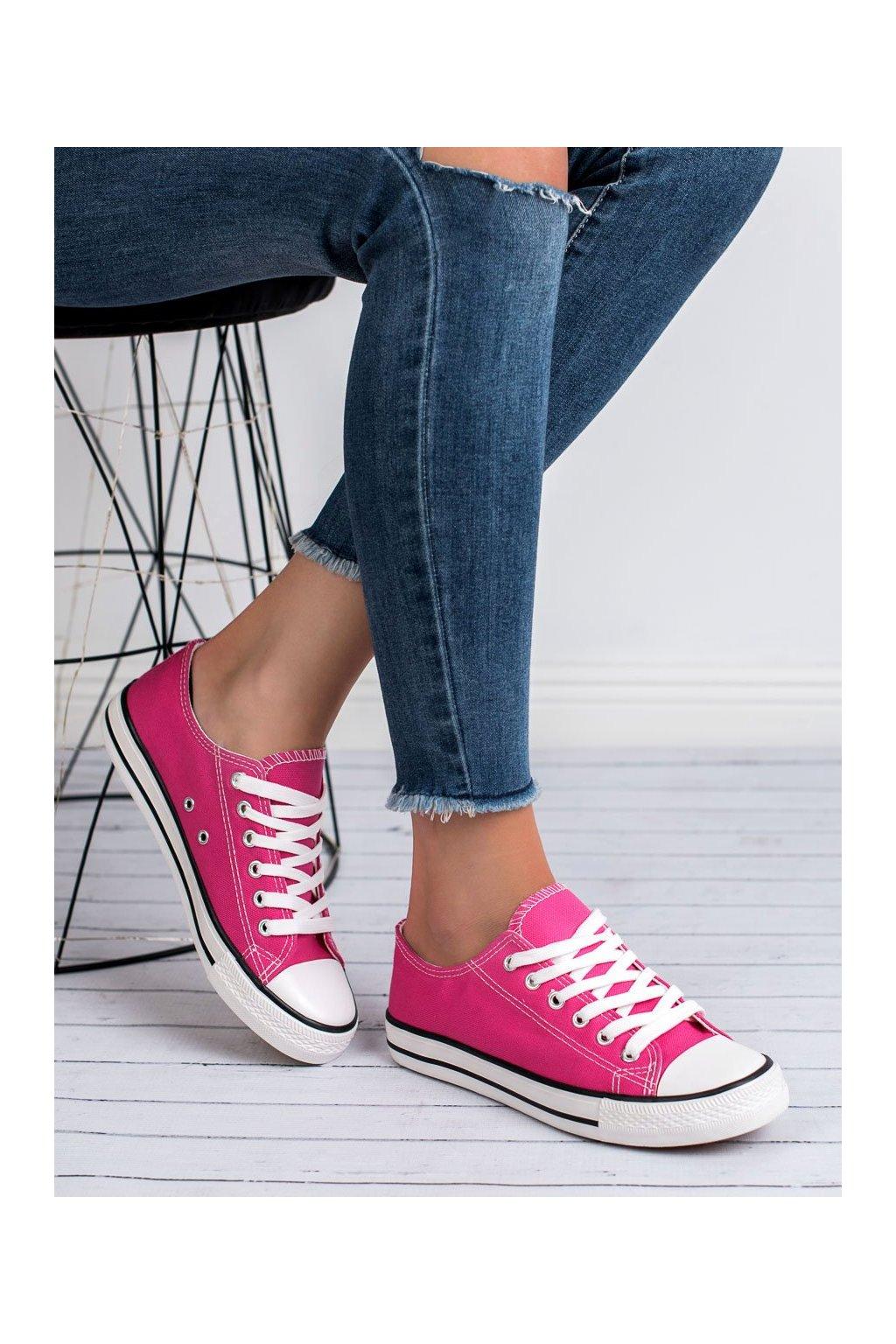 Ružové tenisky Shelovet kod XL03F